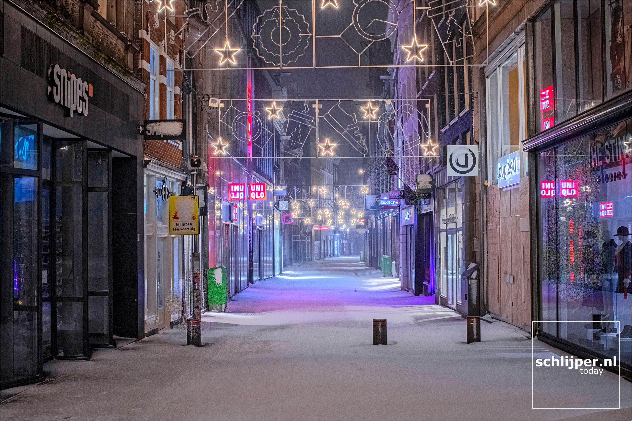 The Netherlands, Amsterdam, 7 februari 2021