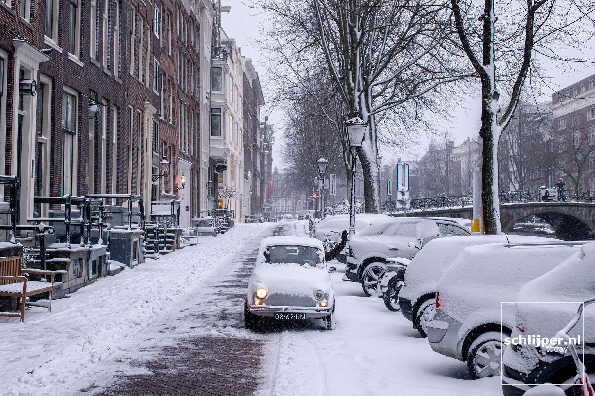 The Netherlands, Amsterdam, 7 februari 2021