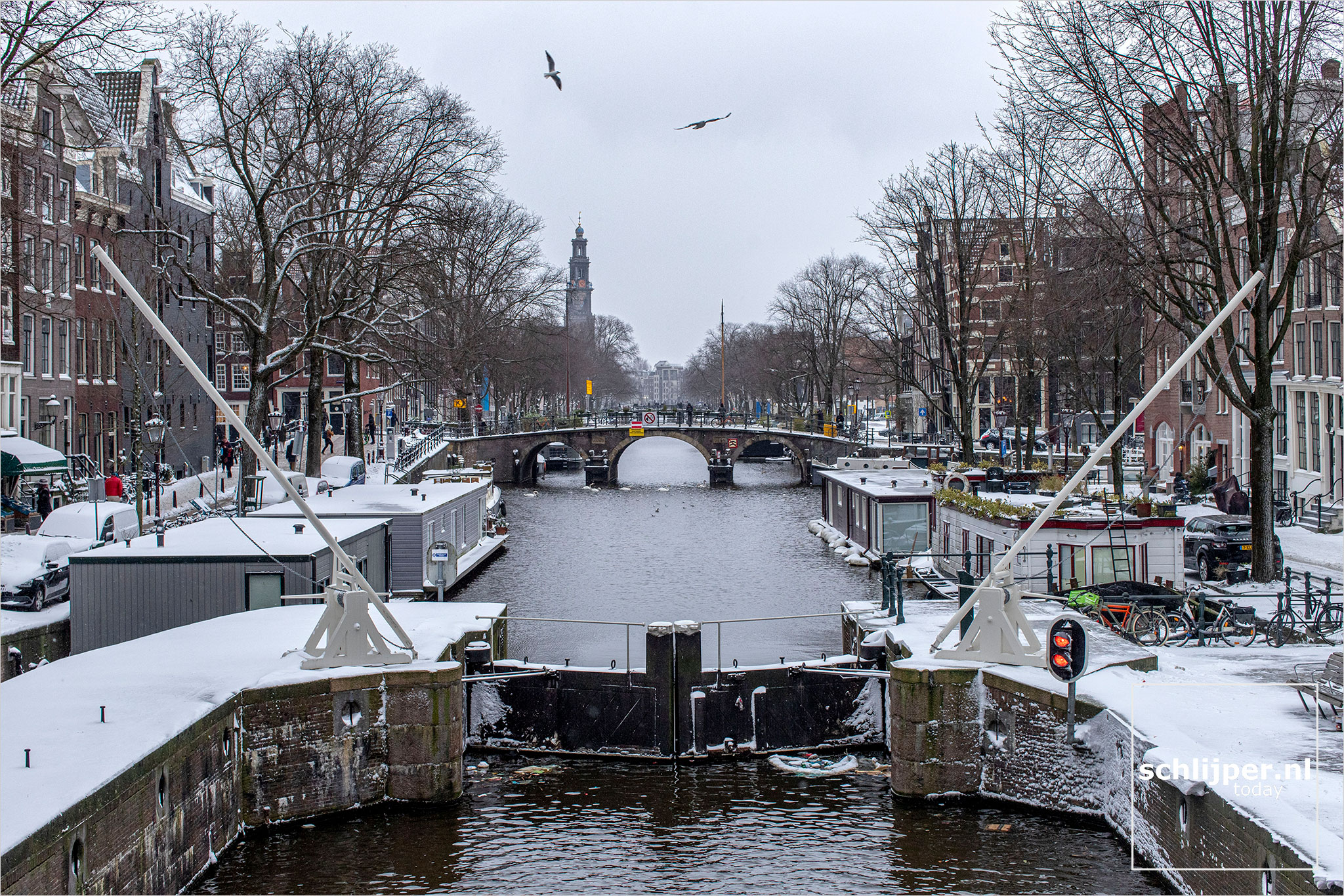 The Netherlands, Amsterdam, 8 februari 2021