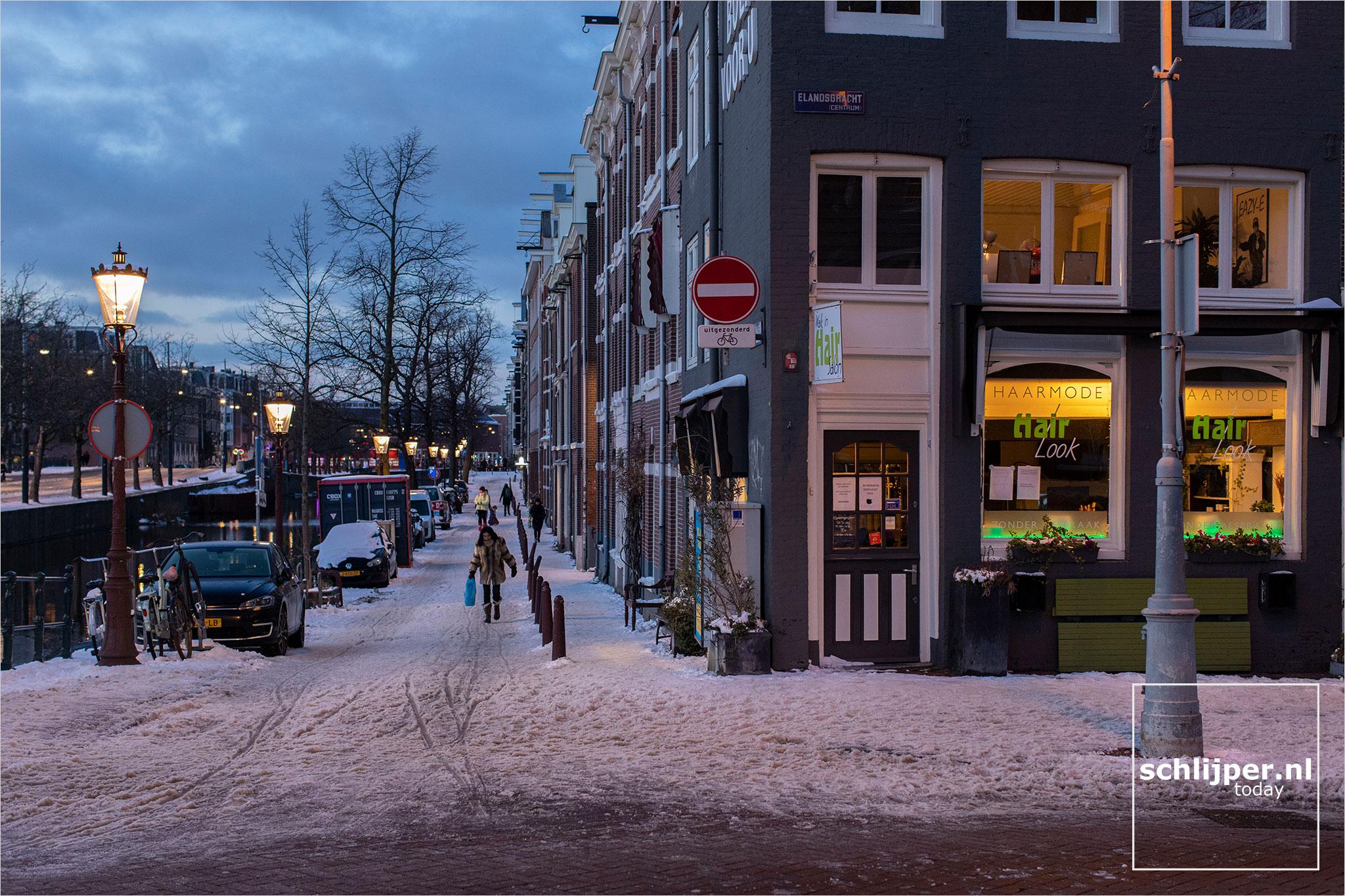 The Netherlands, Amsterdam, 9 februari 2021