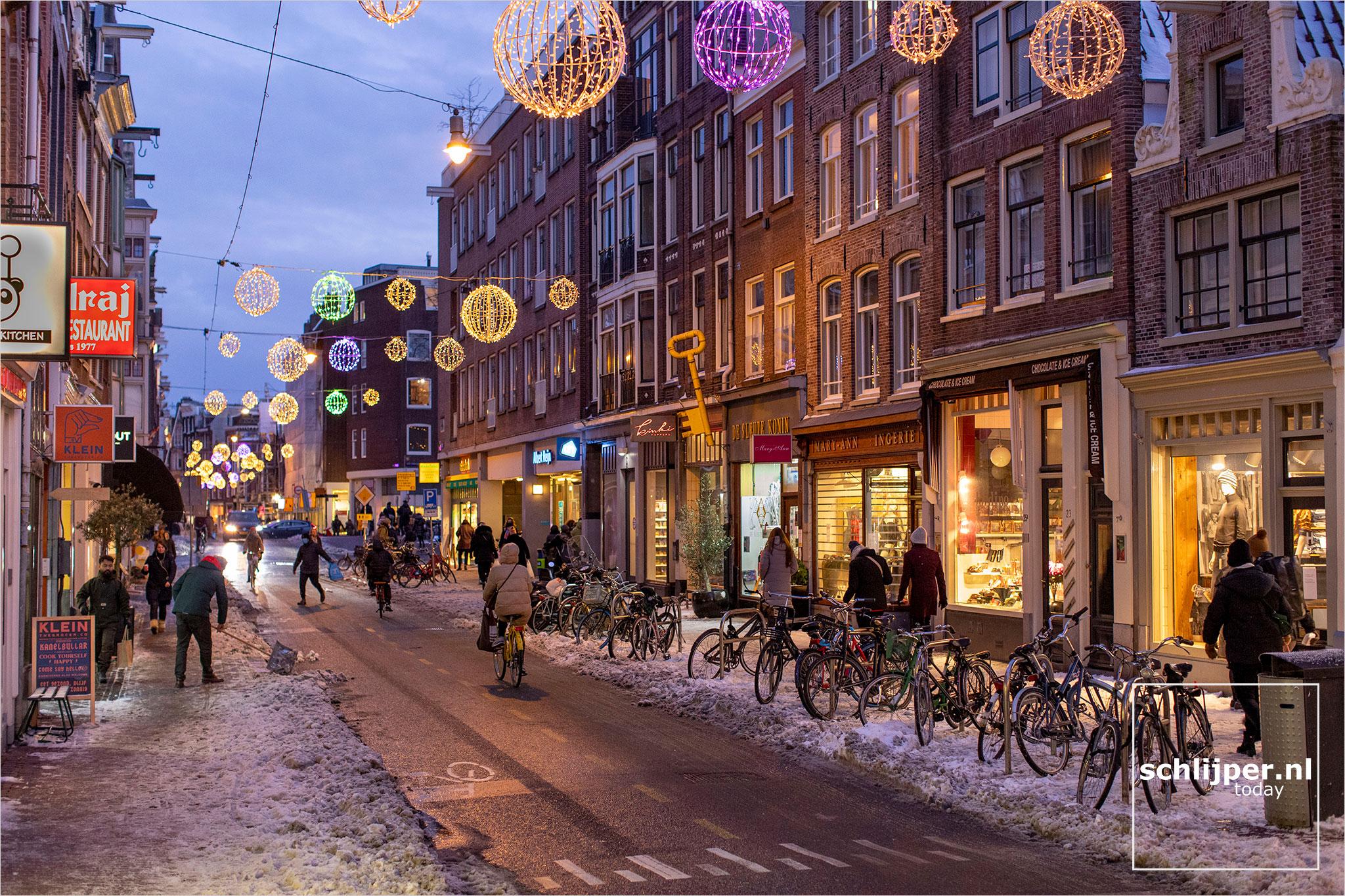 The Netherlands, Amsterdam, 10 februari 2021