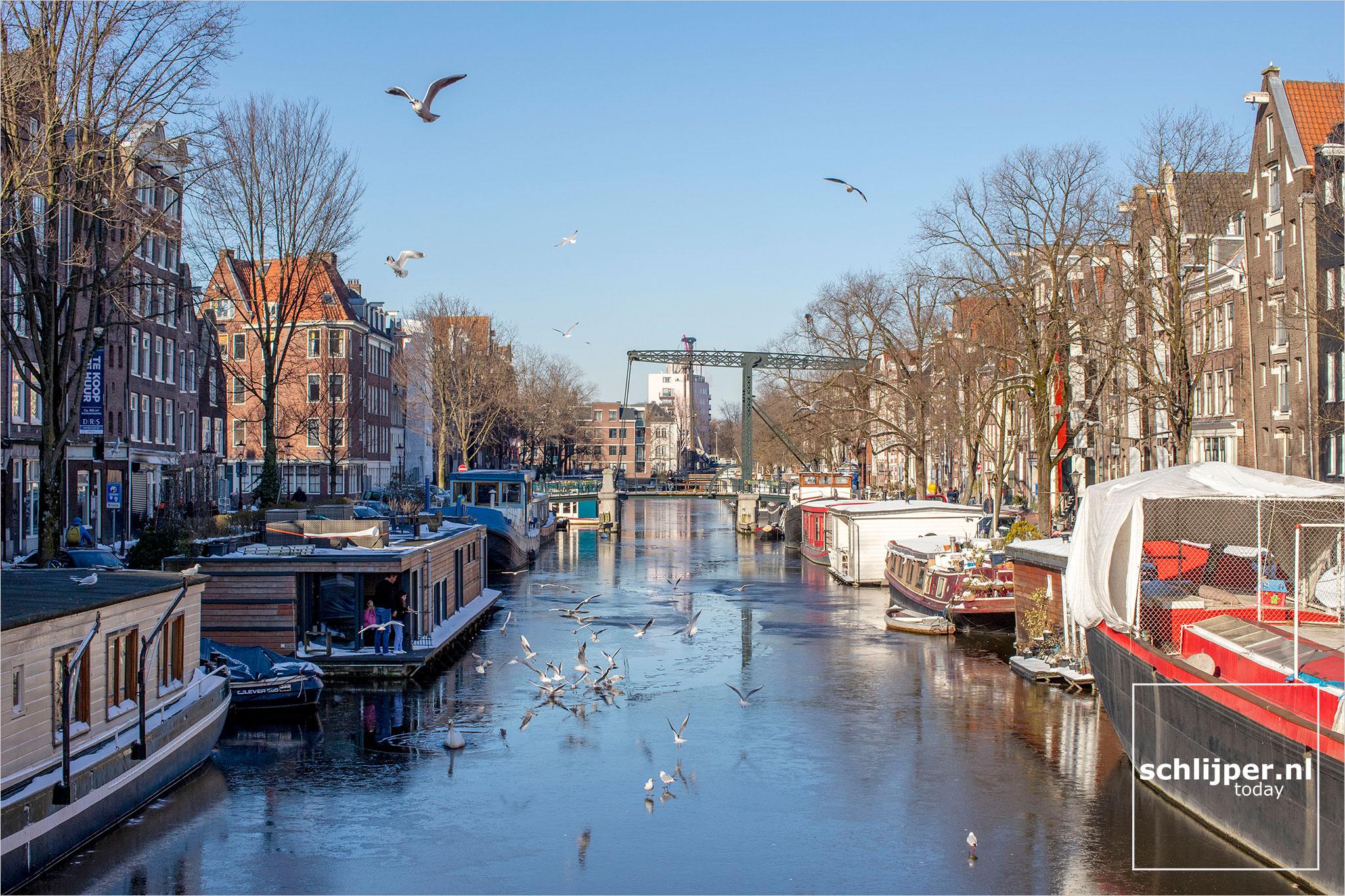 The Netherlands, Amsterdam, 11 februari 2021