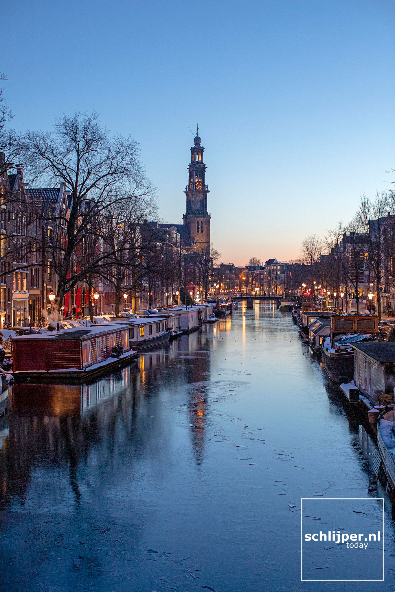 The Netherlands, Amsterdam, 11 februari 2021