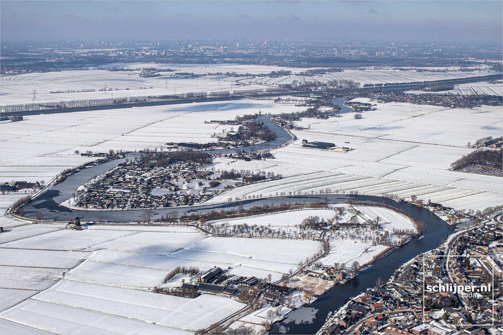 The Netherlands, Nederhorst den Berg, 12 februari 2021