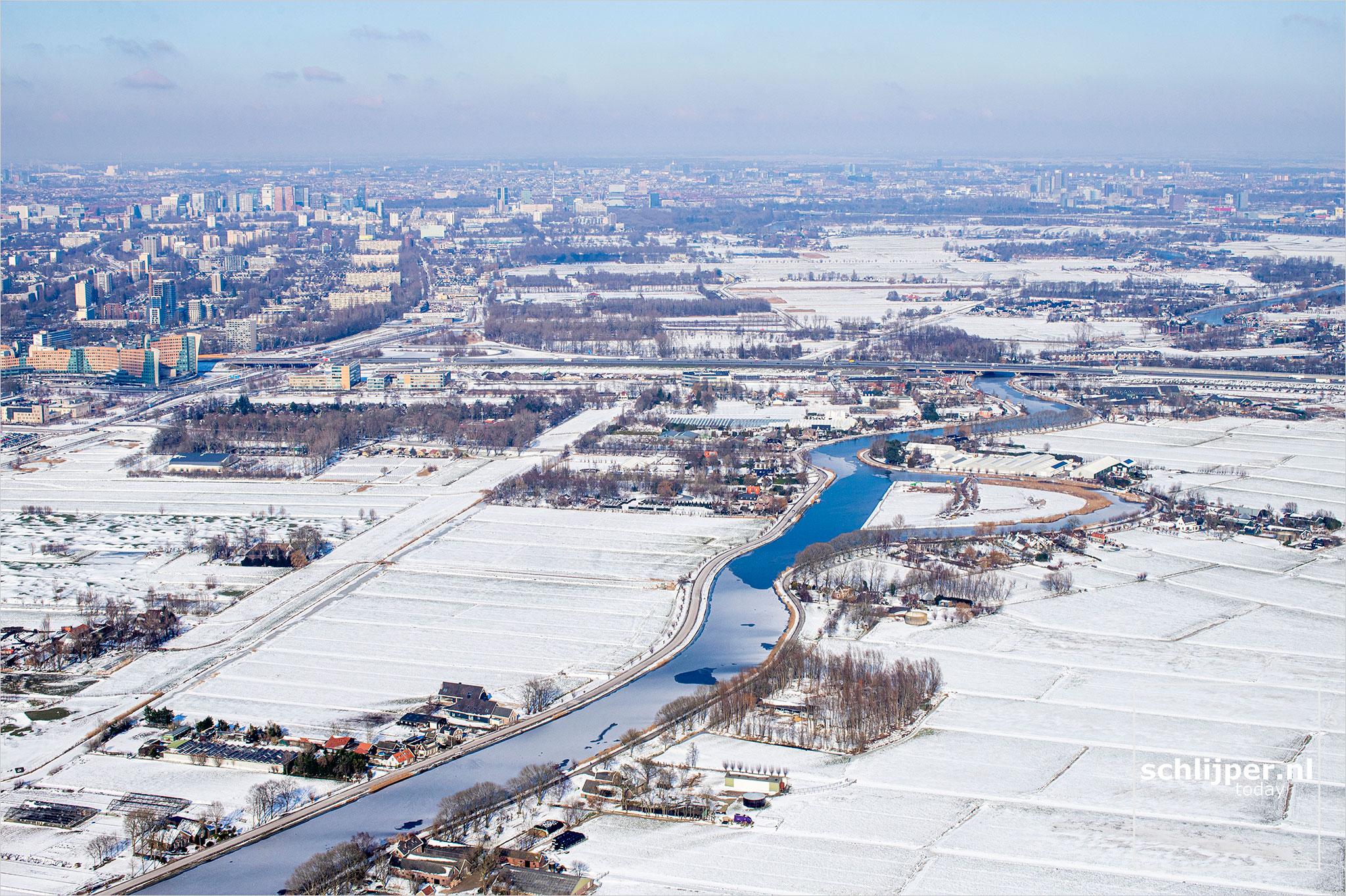 The Netherlands, Amstelveen, 12 februari 2021