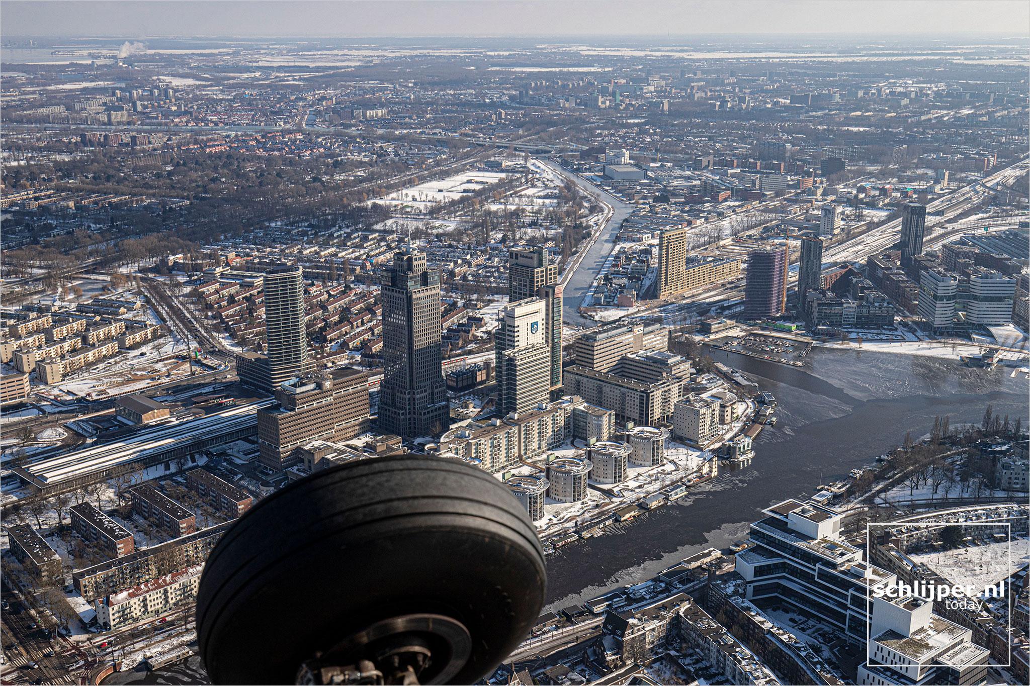 The Netherlands, Amsterdam, 12 februari 2021