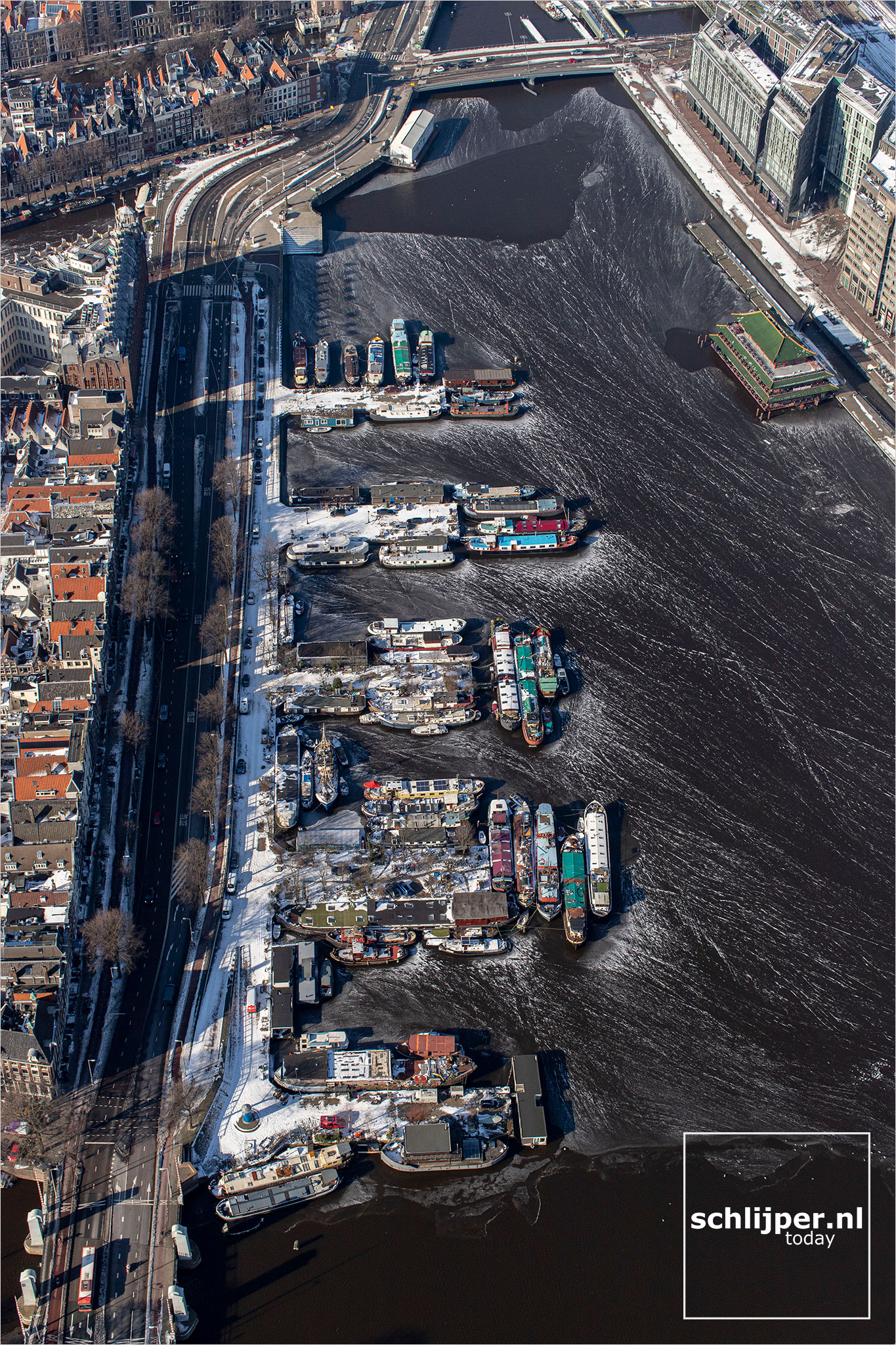 The Netherlands, Amsterdam, 12 februari 2021