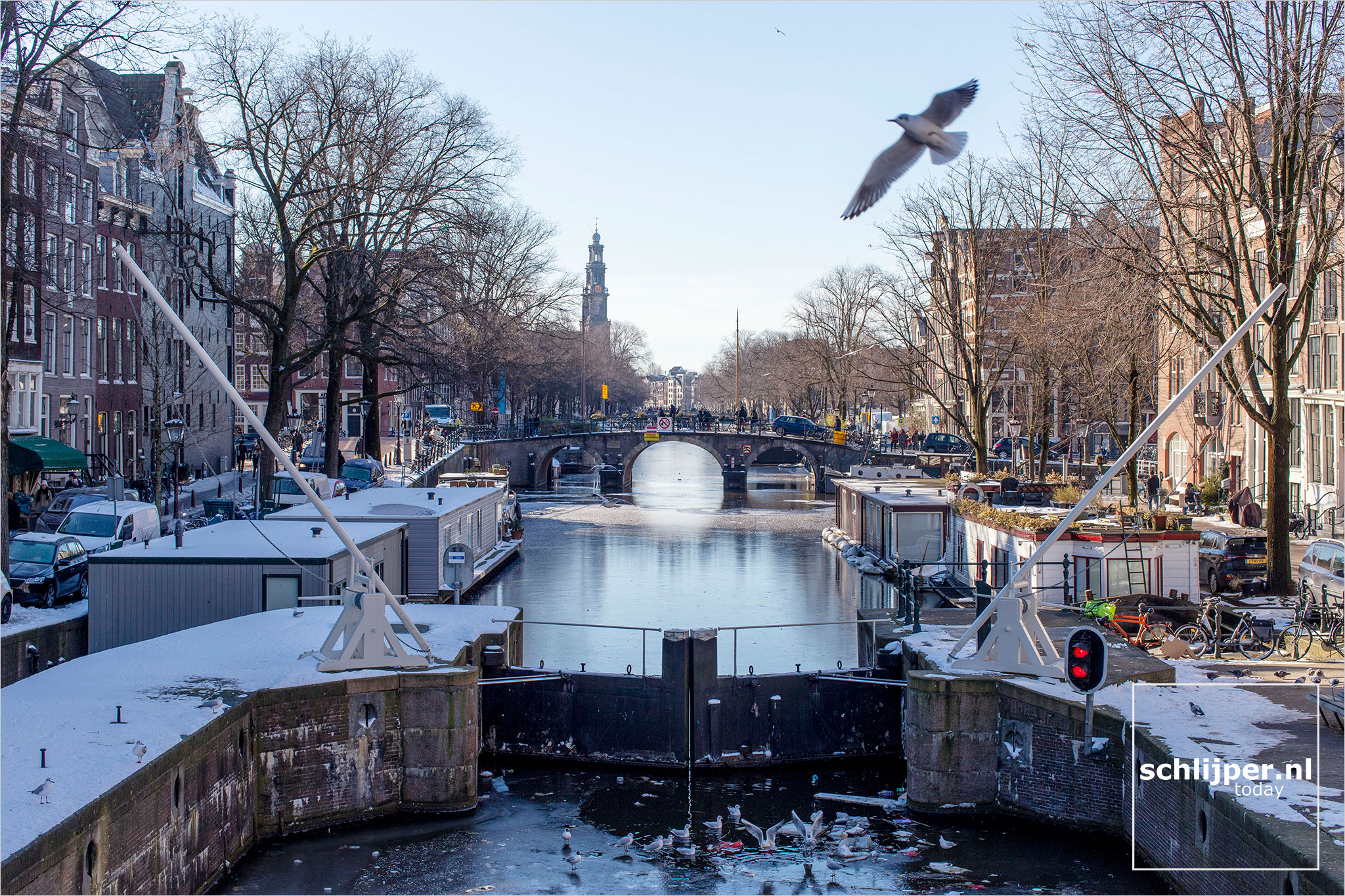 The Netherlands, Amsterdam, 1 januari 2021