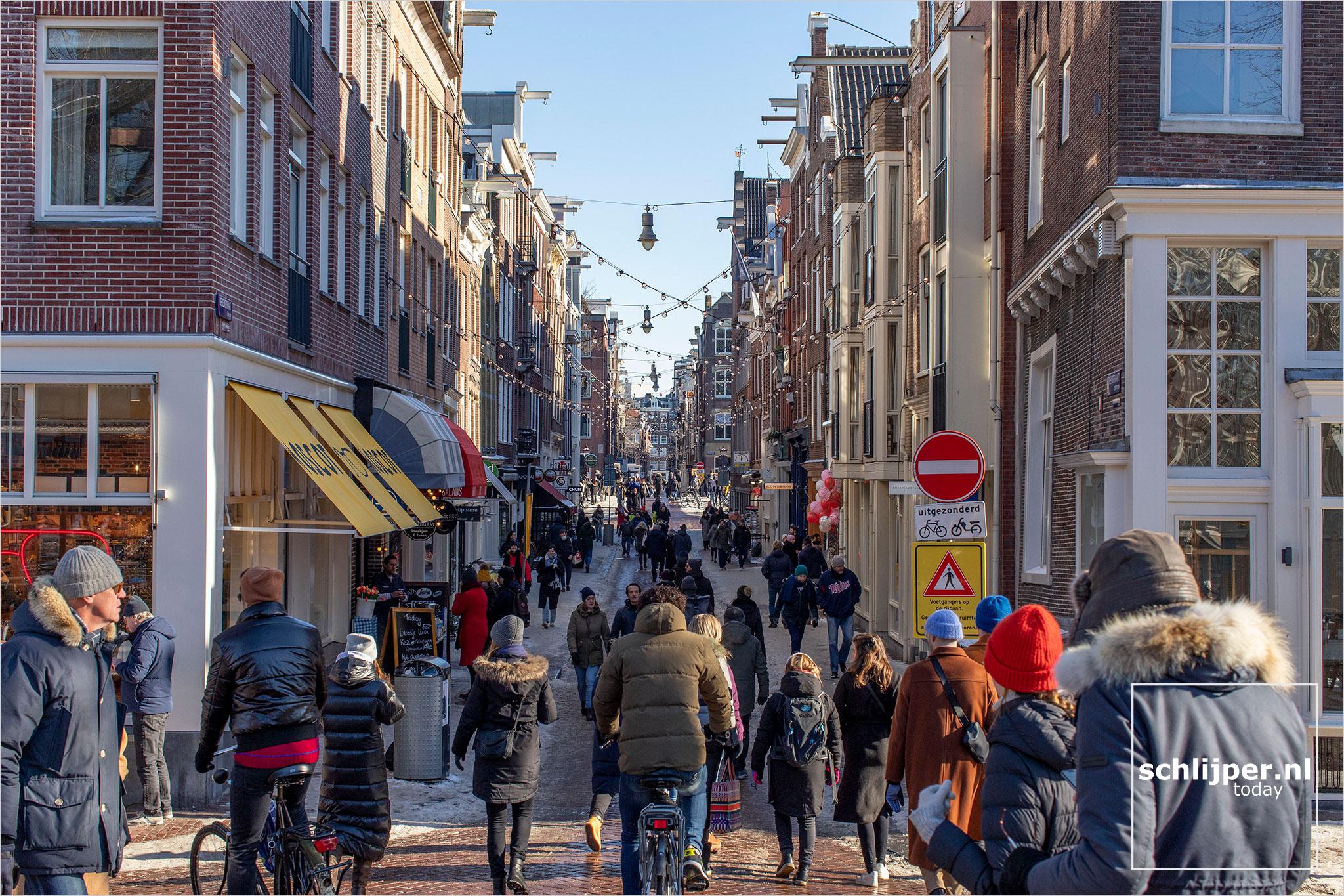 The Netherlands, Amsterdam, 13 februari 2021