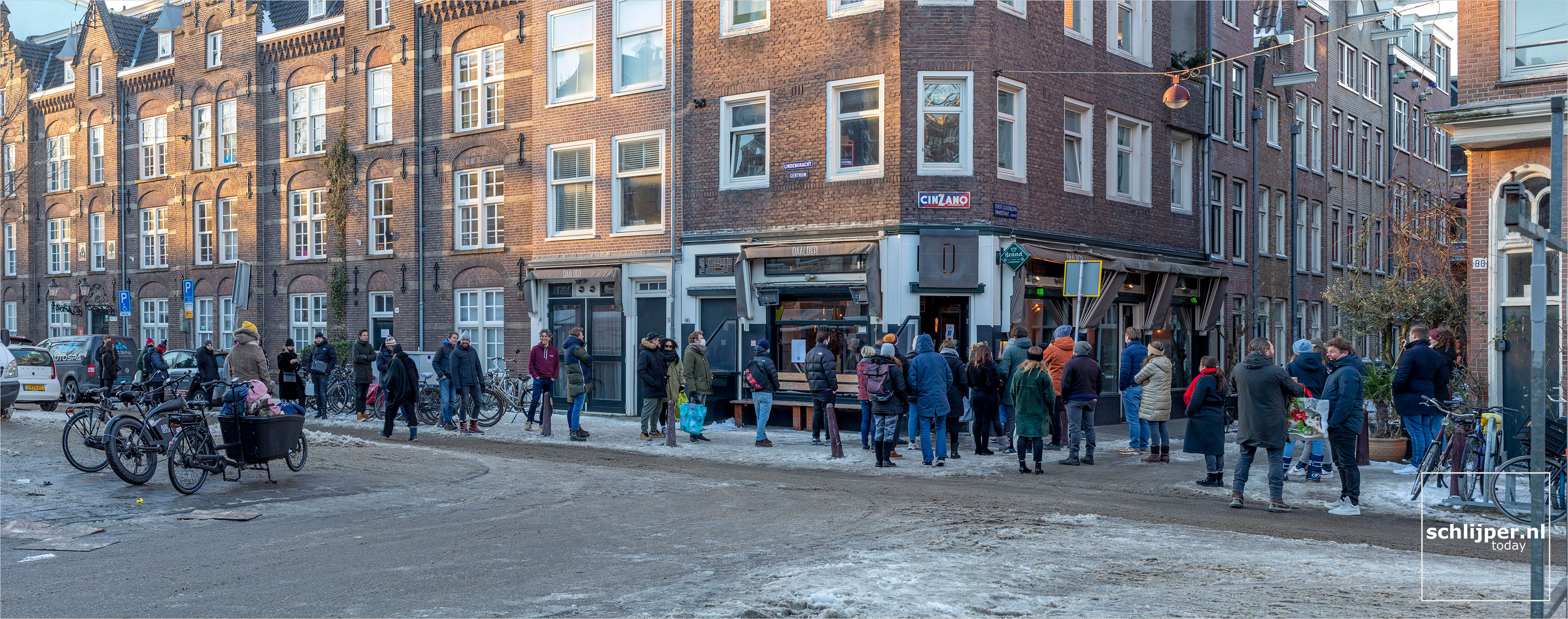 The Netherlands, Amsterdam, 13 februari 2021