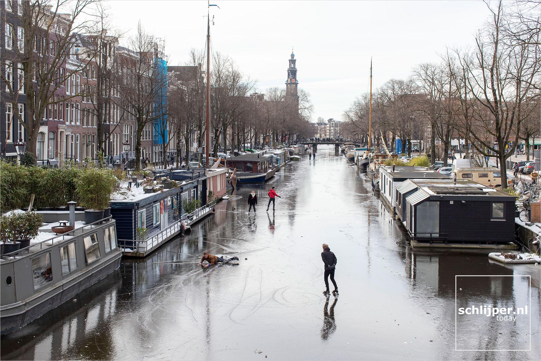 The Netherlands, Amsterdam, 14 februari 2021