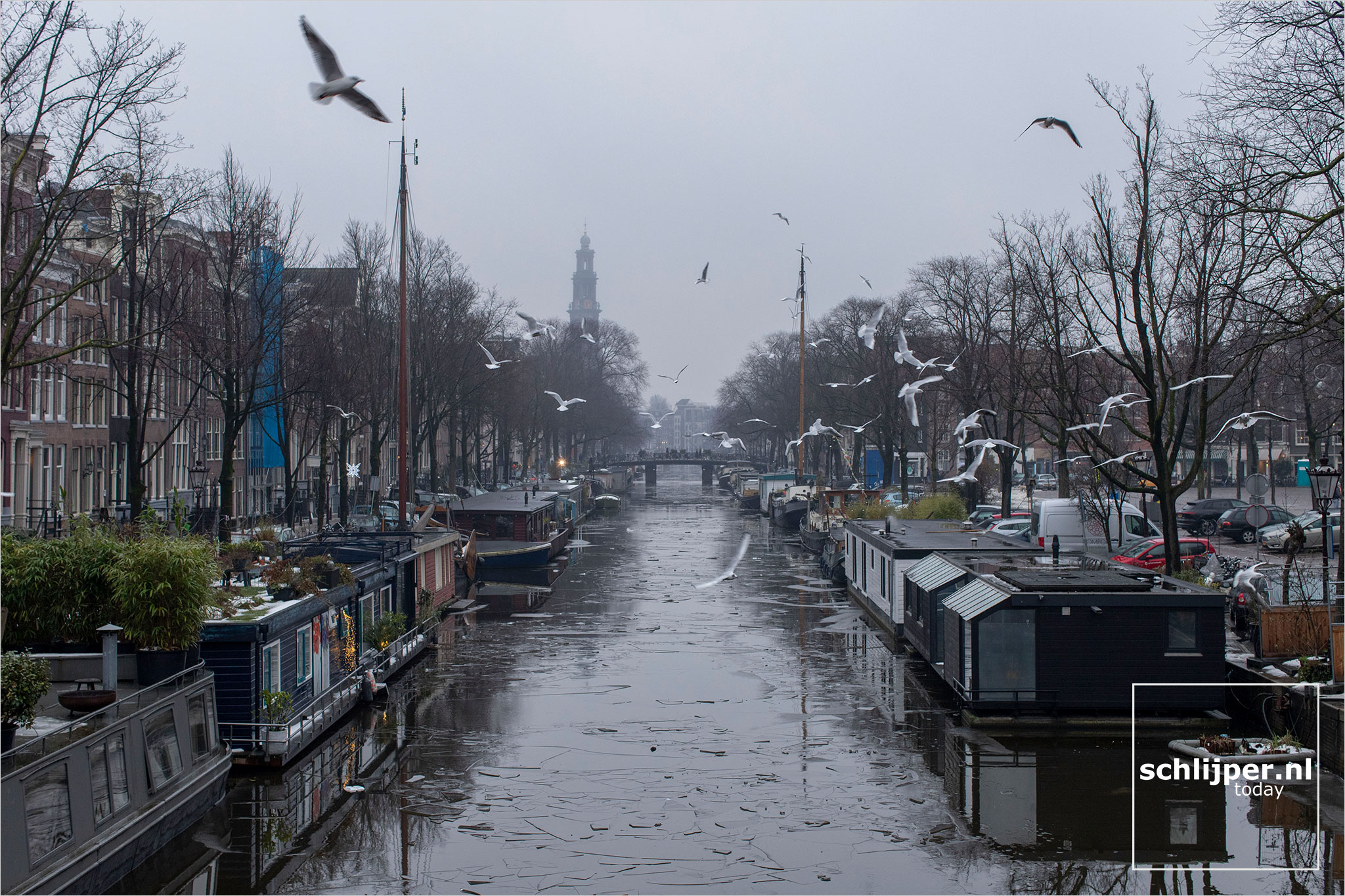 The Netherlands, Amsterdam, 15 februari 2021