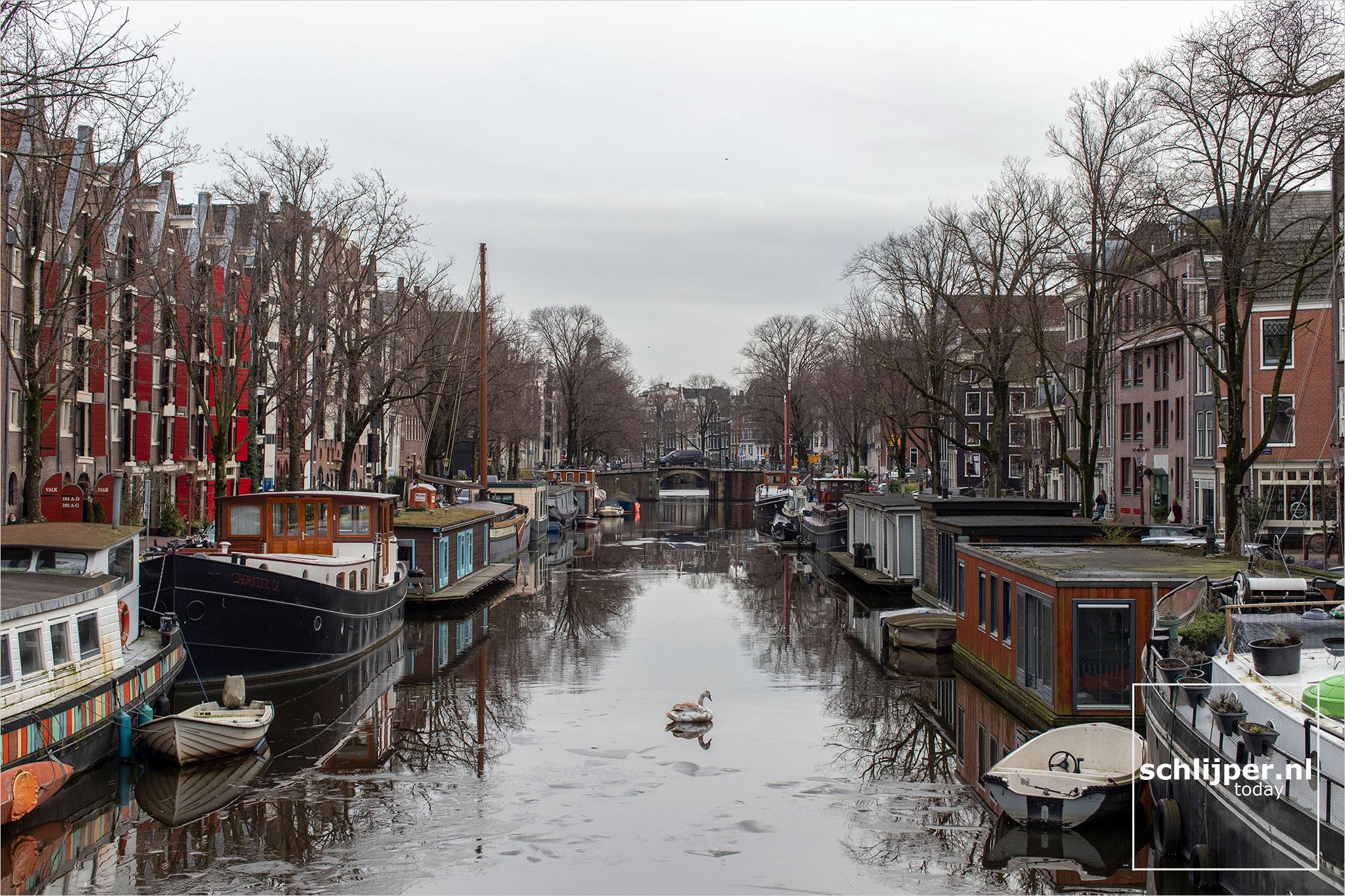 The Netherlands, Amsterdam, 16 februari 2021