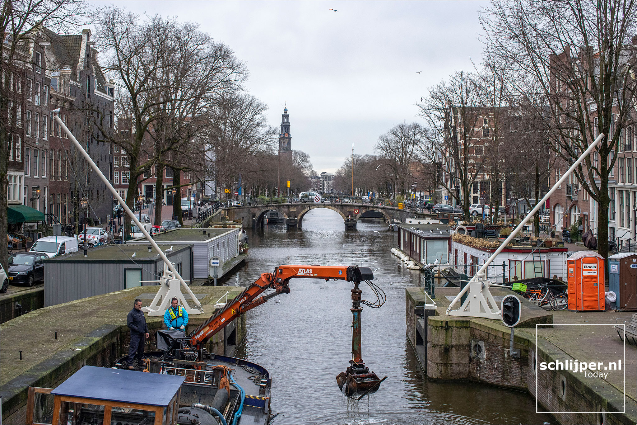 The Netherlands, Amsterdam, 18 februari 2021