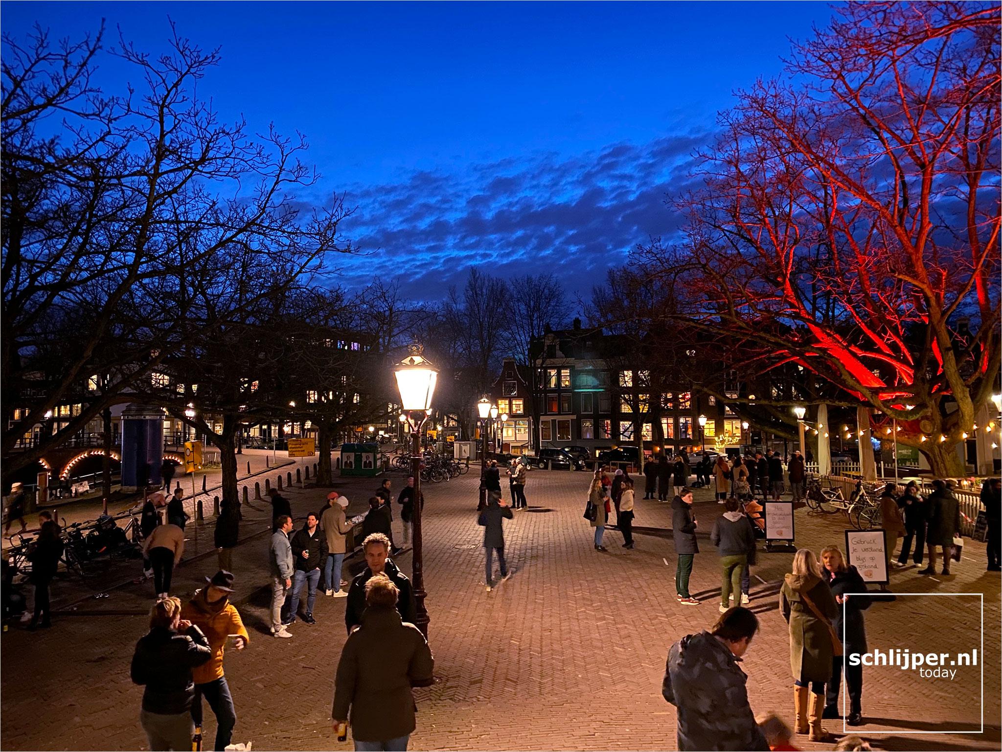 The Netherlands, Amsterdam, 19 februari 2021