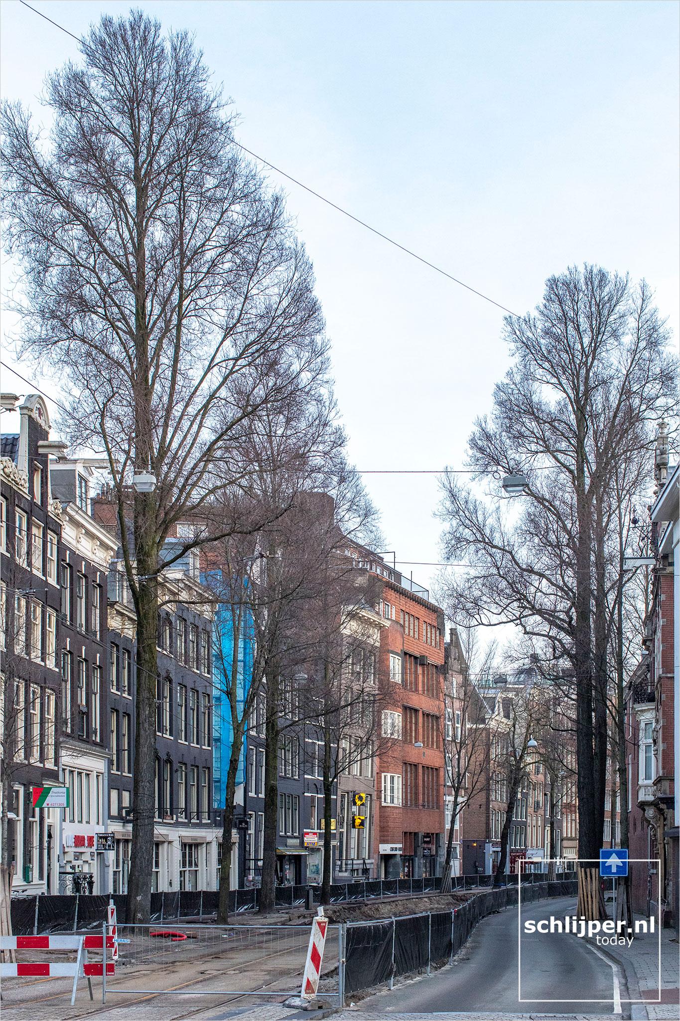 The Netherlands, Amsterdam, 20 februari 2021