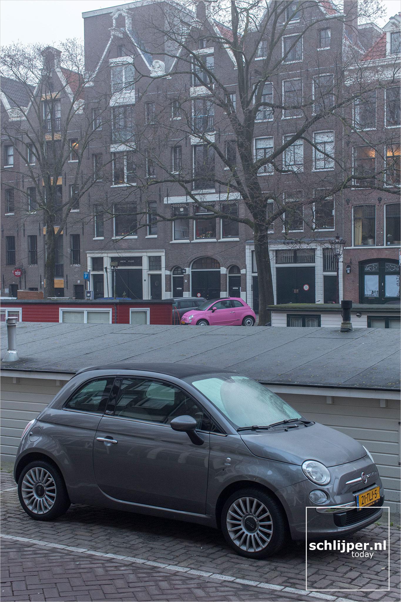 The Netherlands, Amsterdam, 2 maart 2021