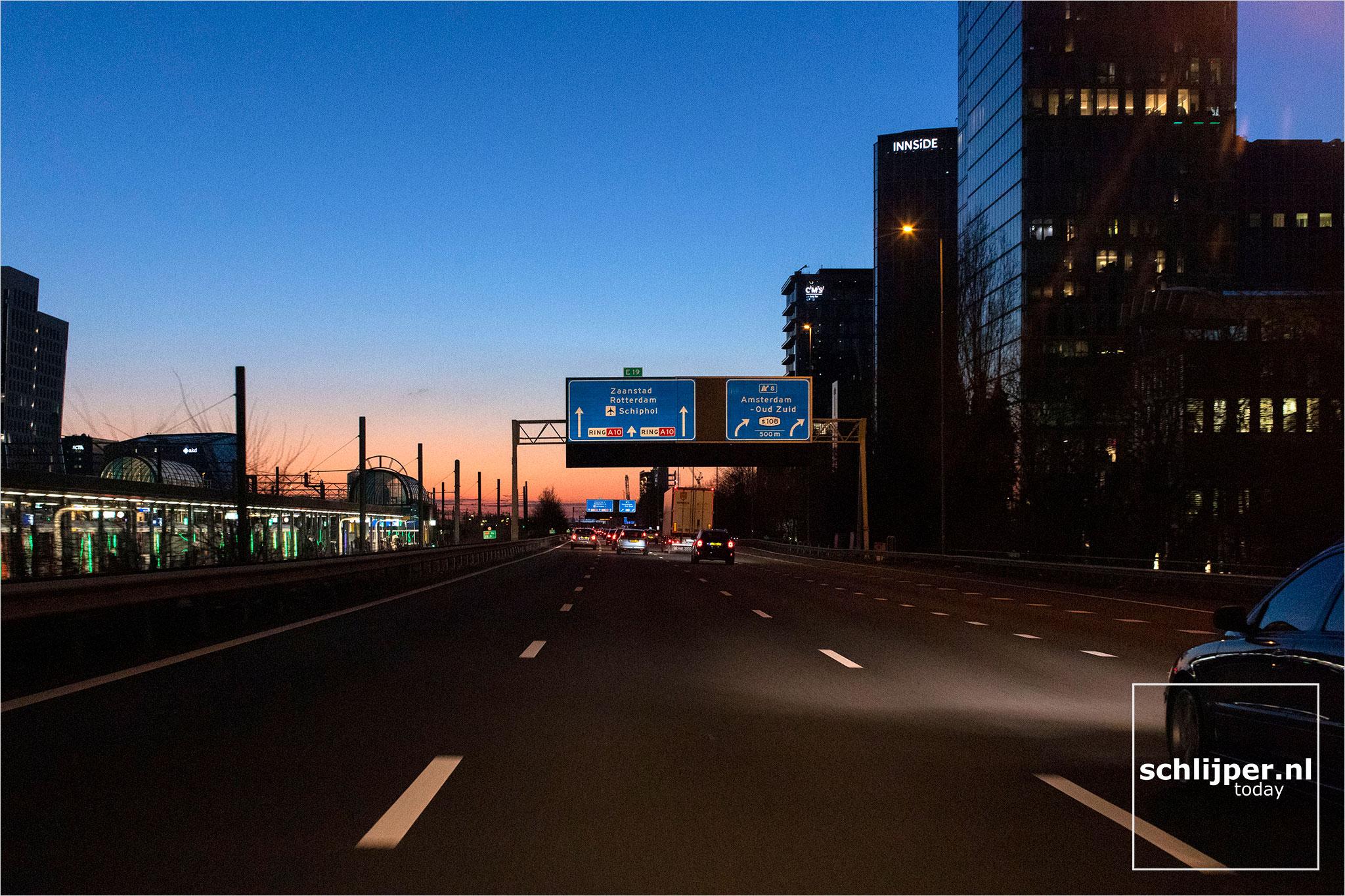 The Netherlands, Amsterdam, 6 maart 2021