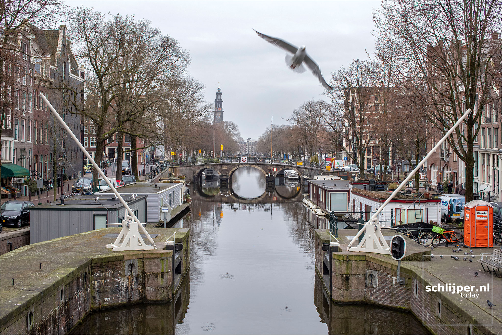 The Netherlands, Amsterdam, 18 maart 2021