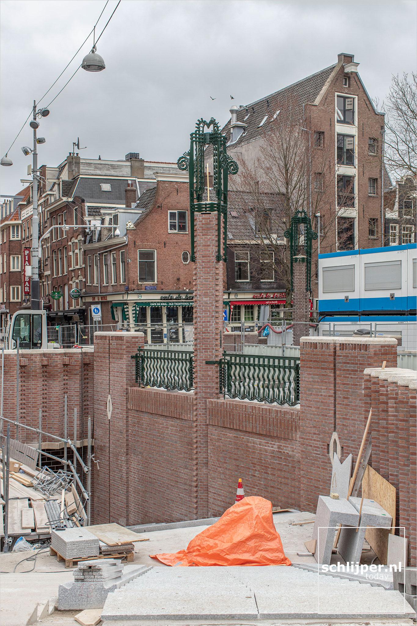 The Netherlands, Amsterdam, 21 maart 2021