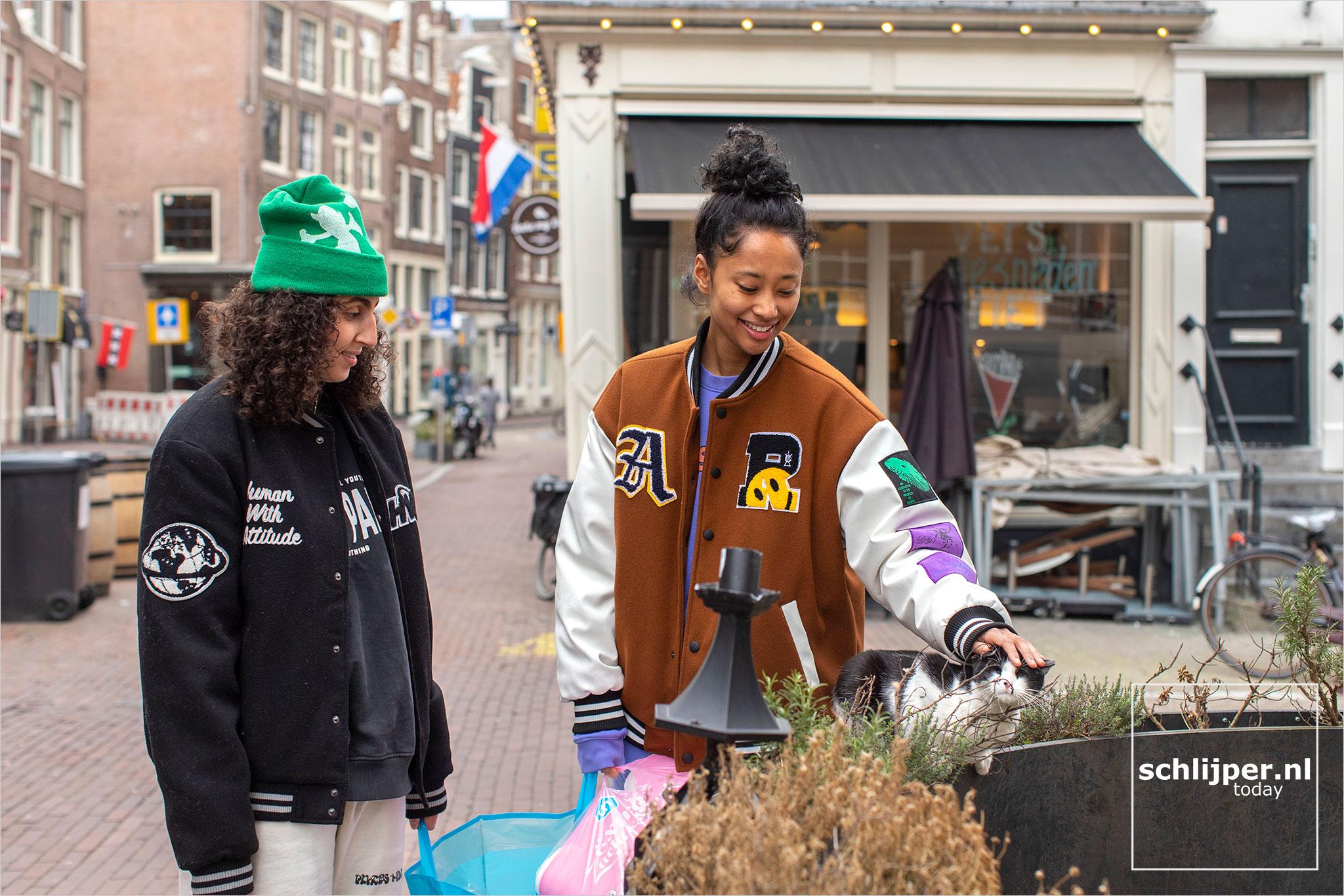 The Netherlands, Amsterdam, 22 maart 2021