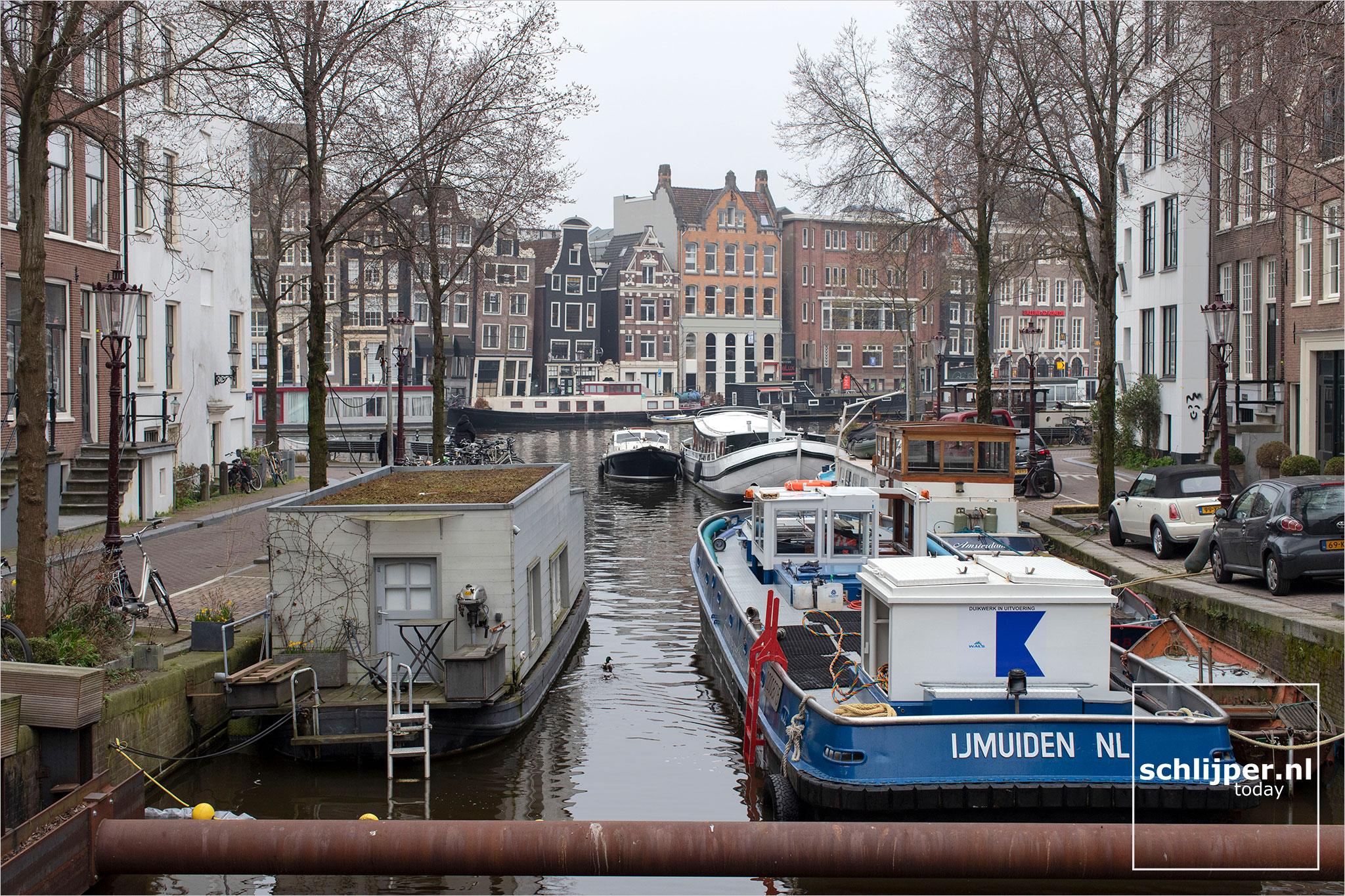 The Netherlands, Amsterdam, 23 maart 2021