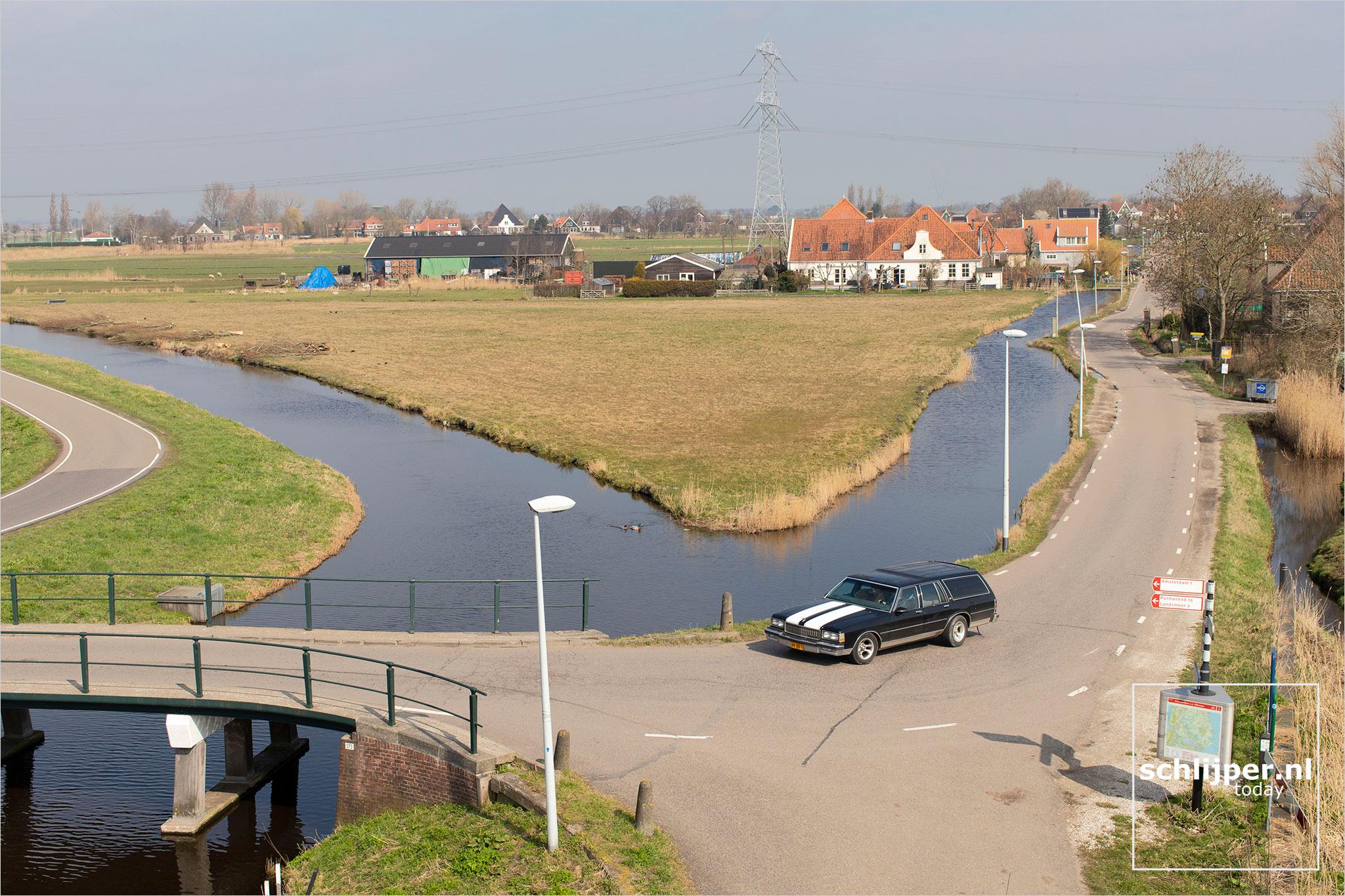 The Netherlands, Zunderdorp, 24 maart 2021