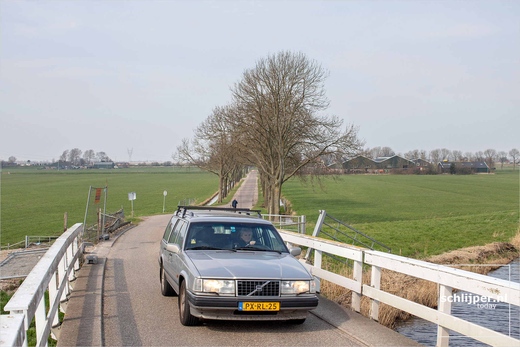 The Netherlands, Broek in Waterland, 24 maart 2021