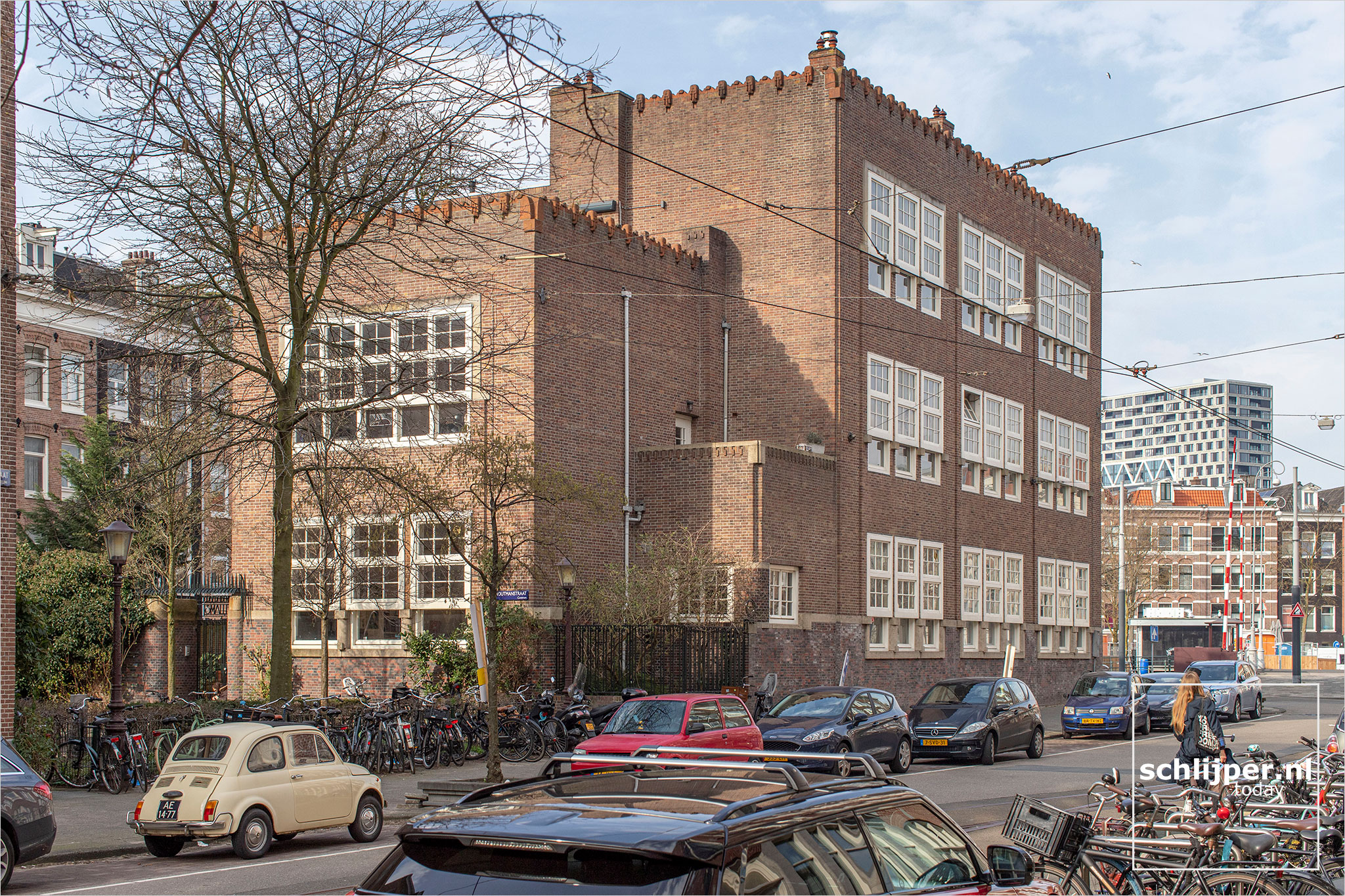 The Netherlands, Amsterdam, 24 maart 2021