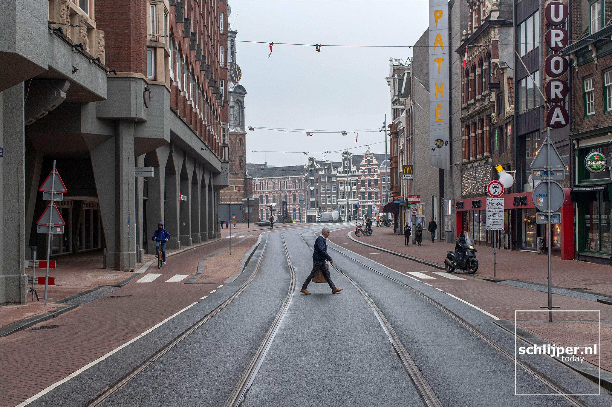 The Netherlands, Amsterdam, 25 maart 2021
