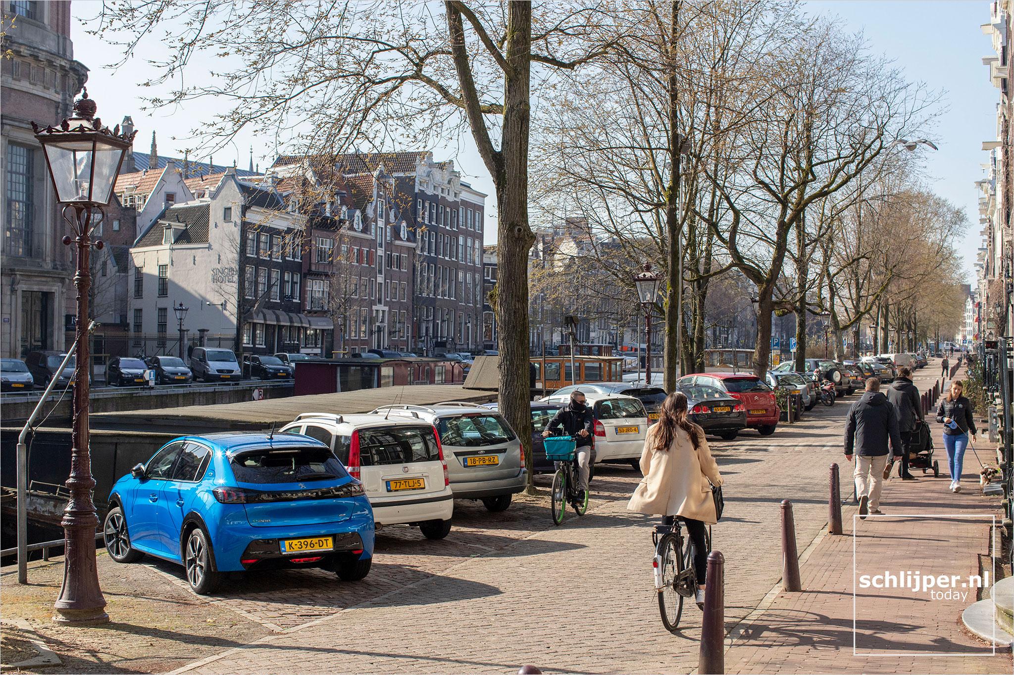 The Netherlands, Amsterdam, 26 maart 2021