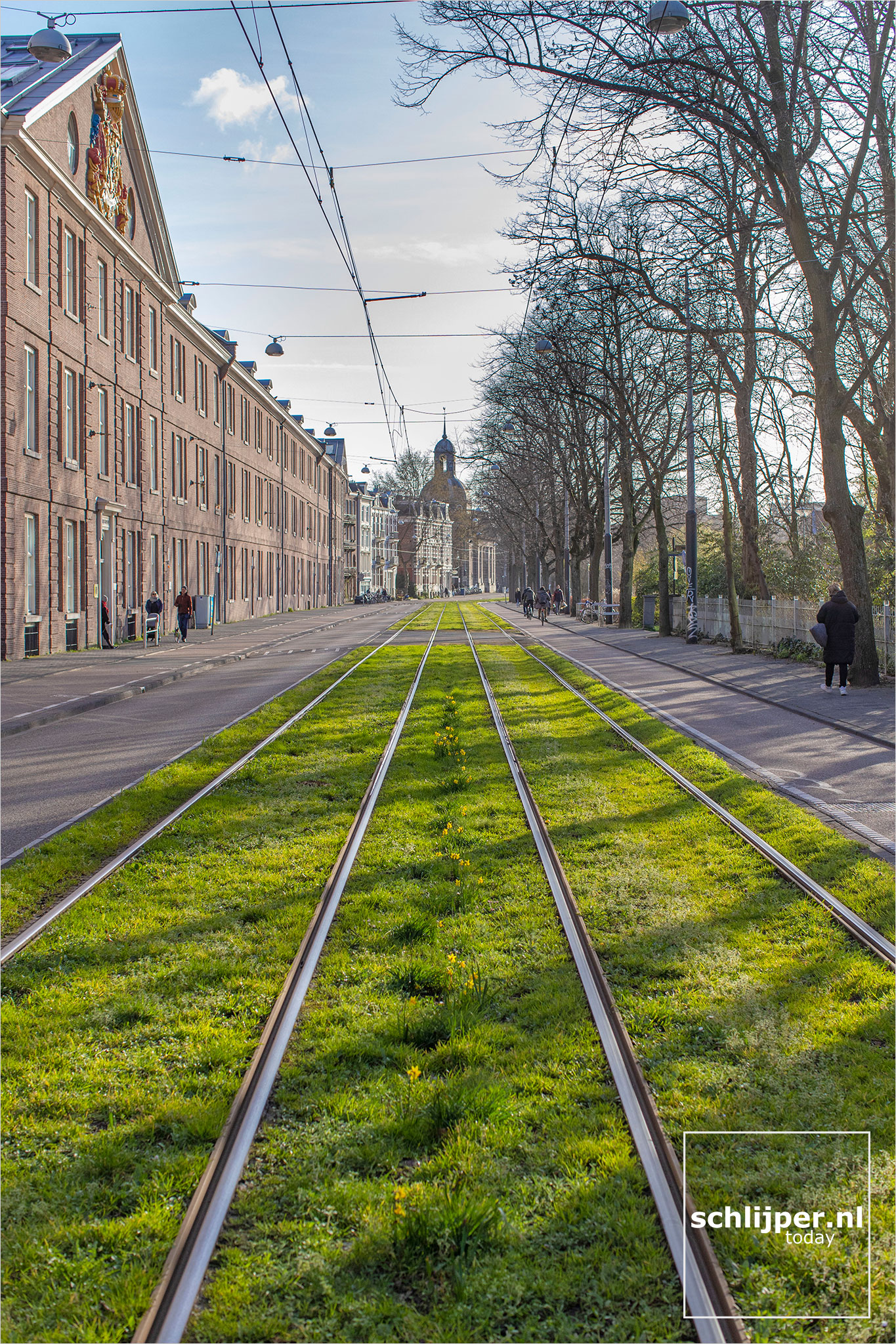 The Netherlands, Amsterdam, 27 maart 2021