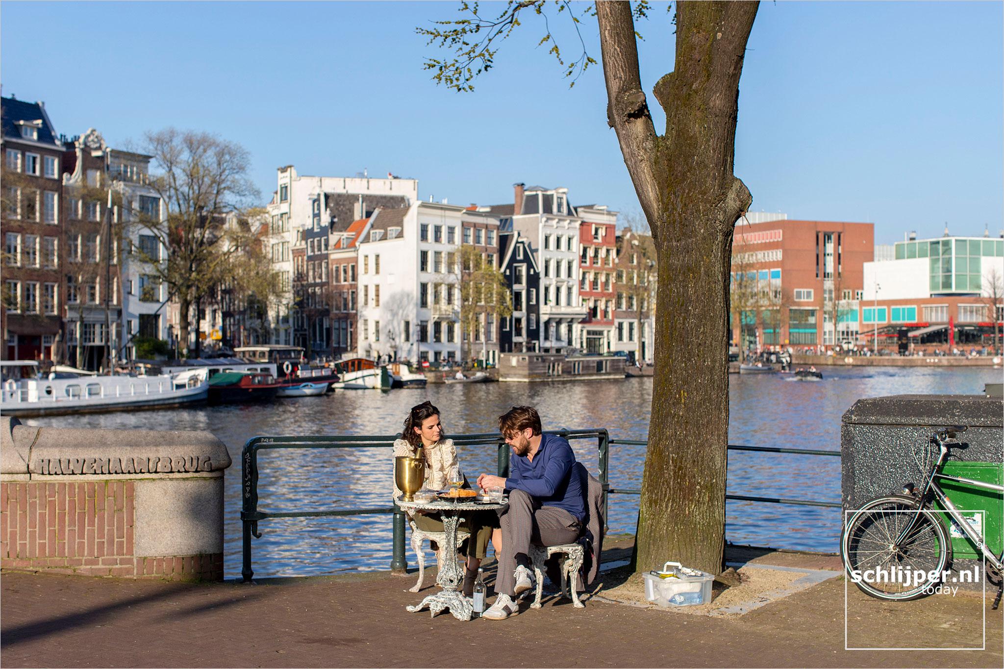 The Netherlands, Amsterdam, 30 maart 2021