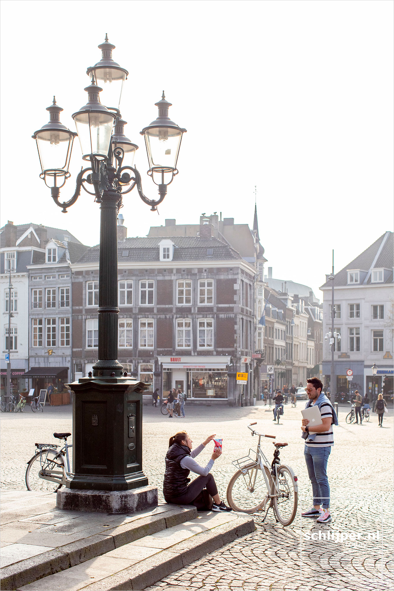 The Netherlands, Maastricht, 1 april 2021