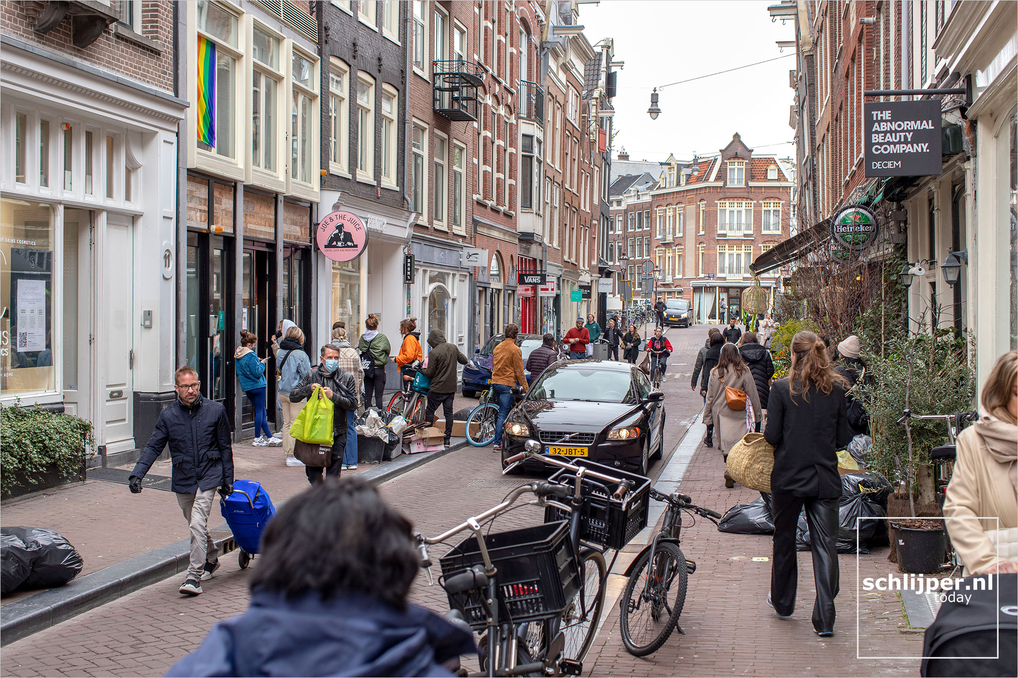 The Netherlands, Amsterdam, 2 april 2021