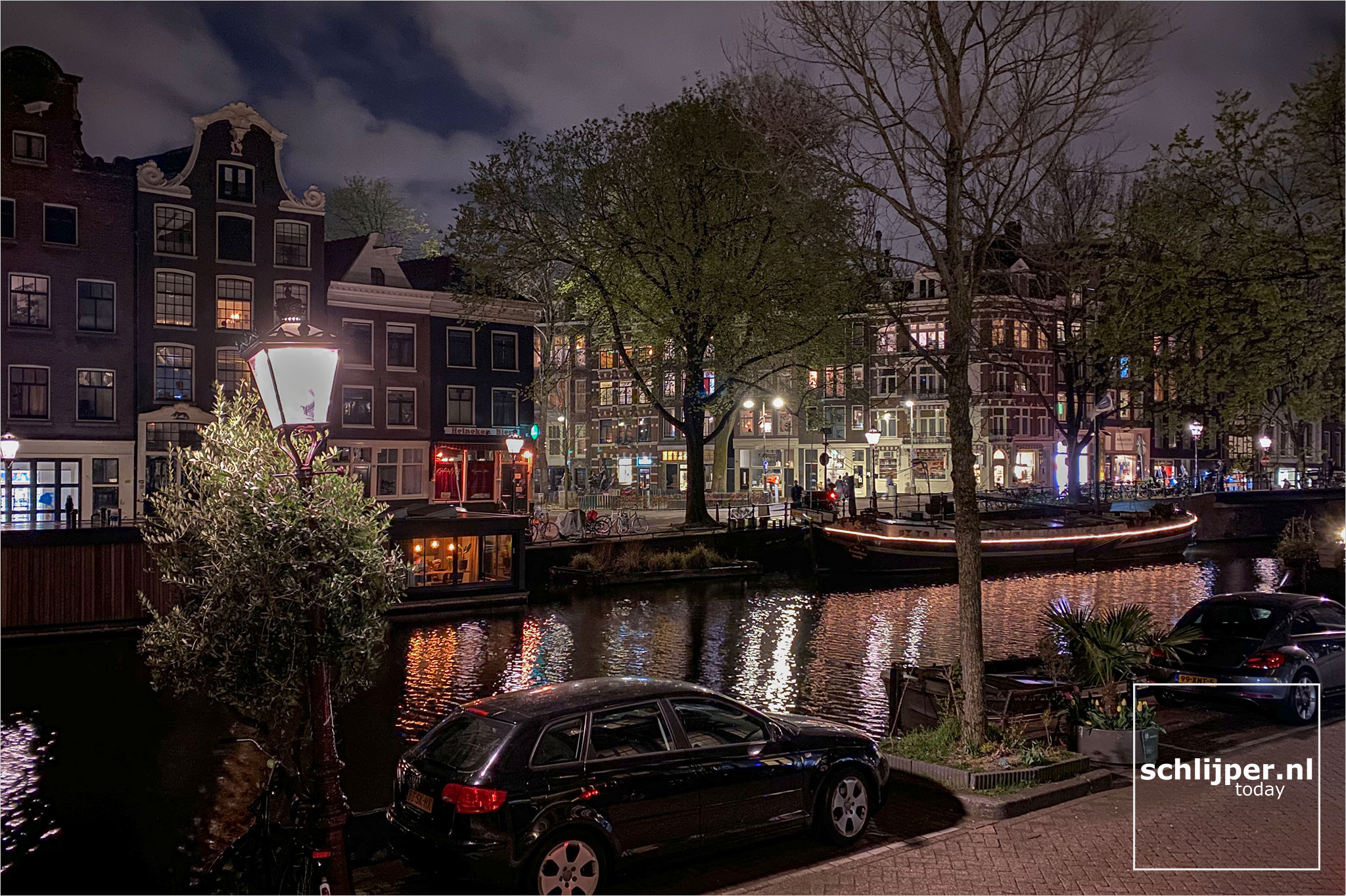 The Netherlands, Amsterdam, 2 april 2021
