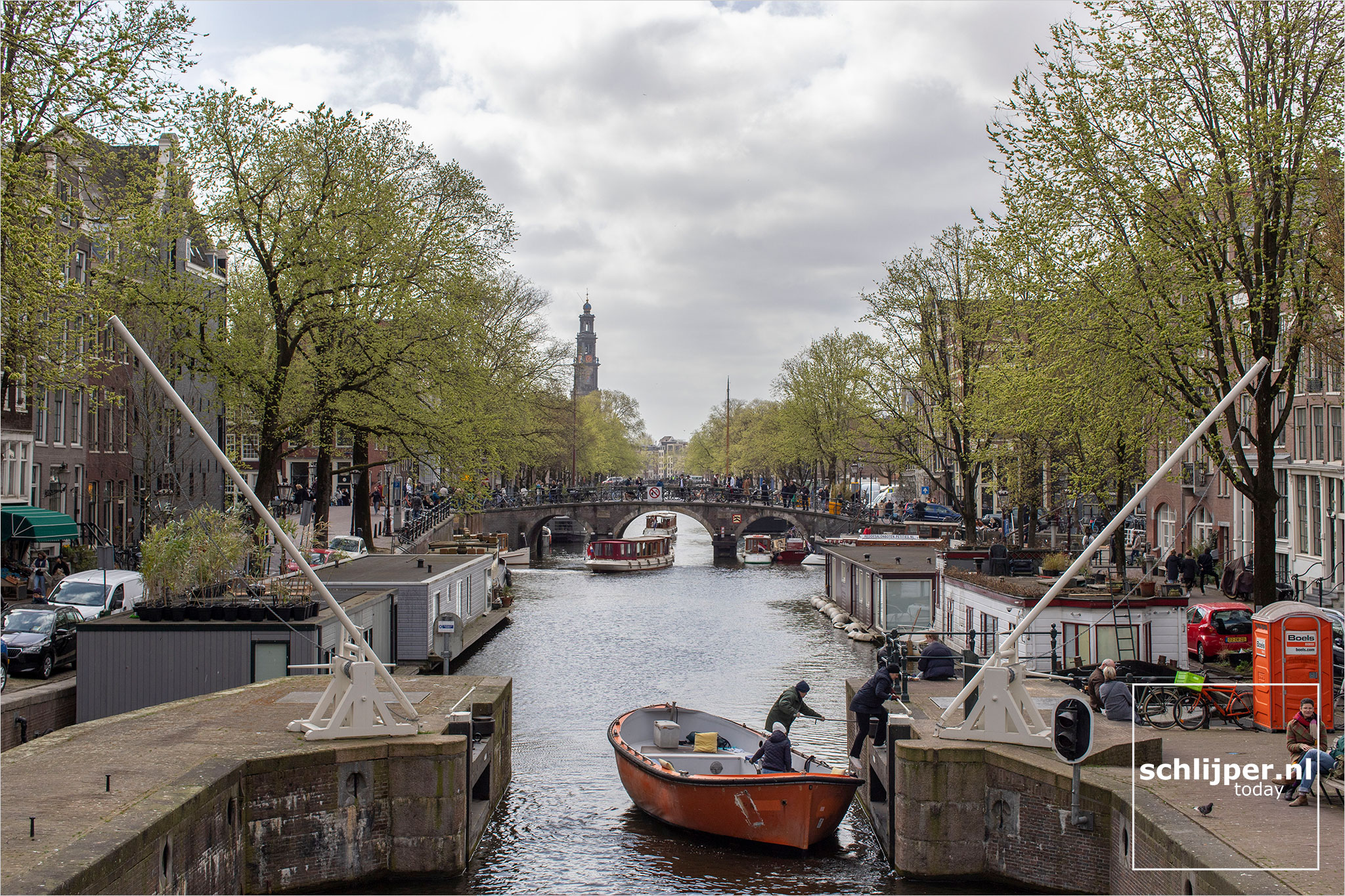 The Netherlands, Amsterdam, 3 april 2021