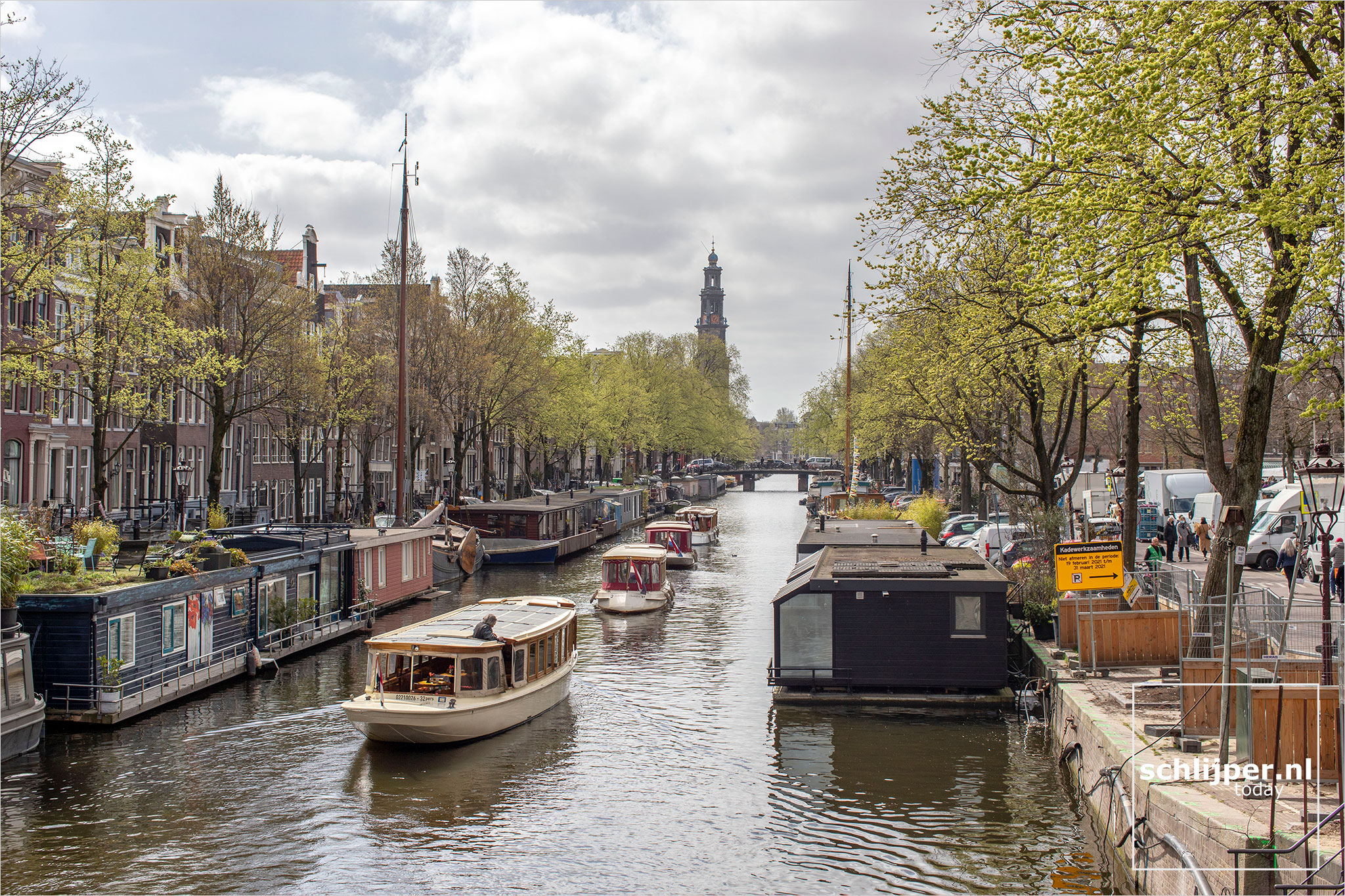 The Netherlands, Amsterdam, 3 april 2021