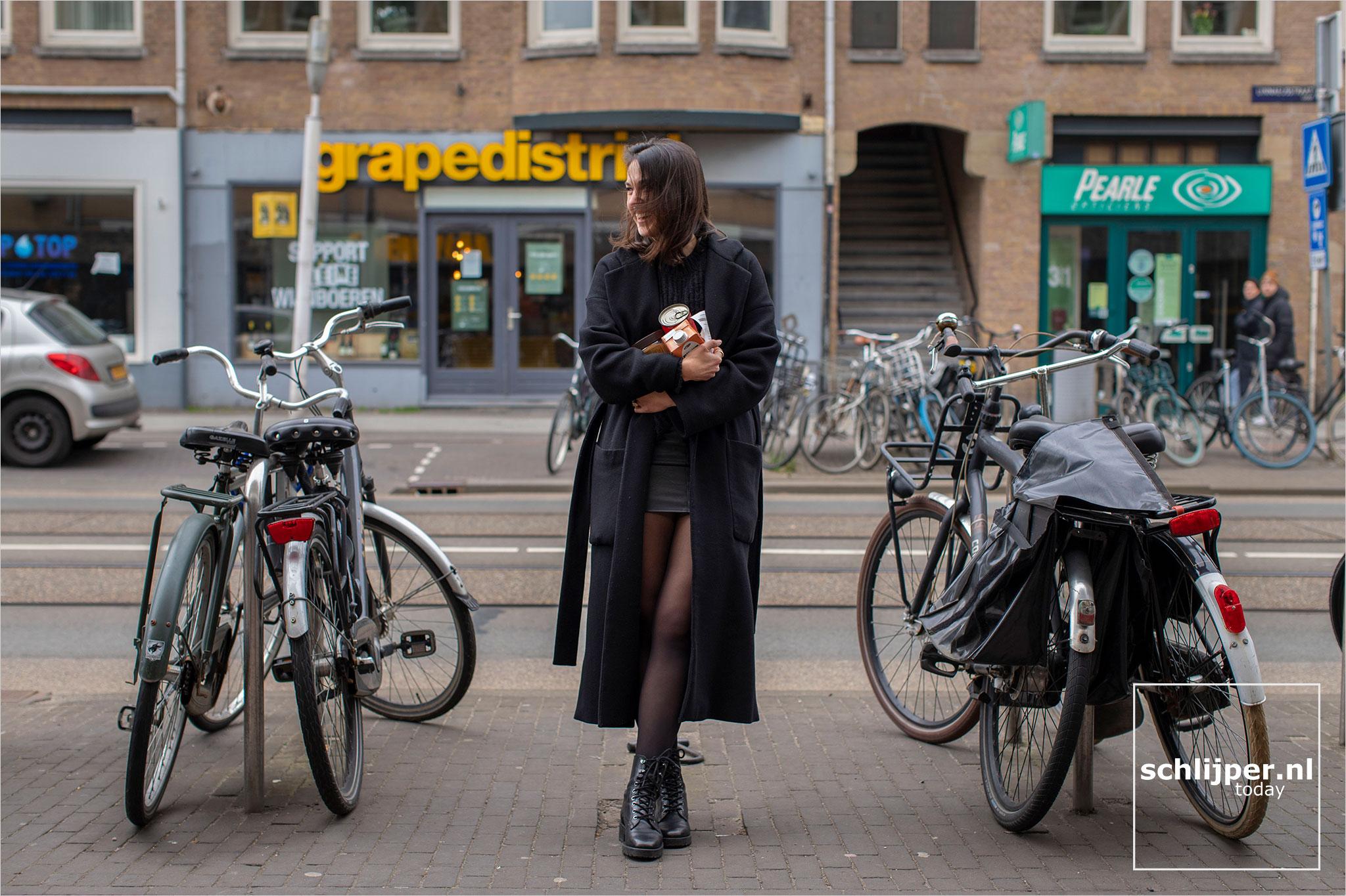 The Netherlands, Amsterdam, 4 april 2021
