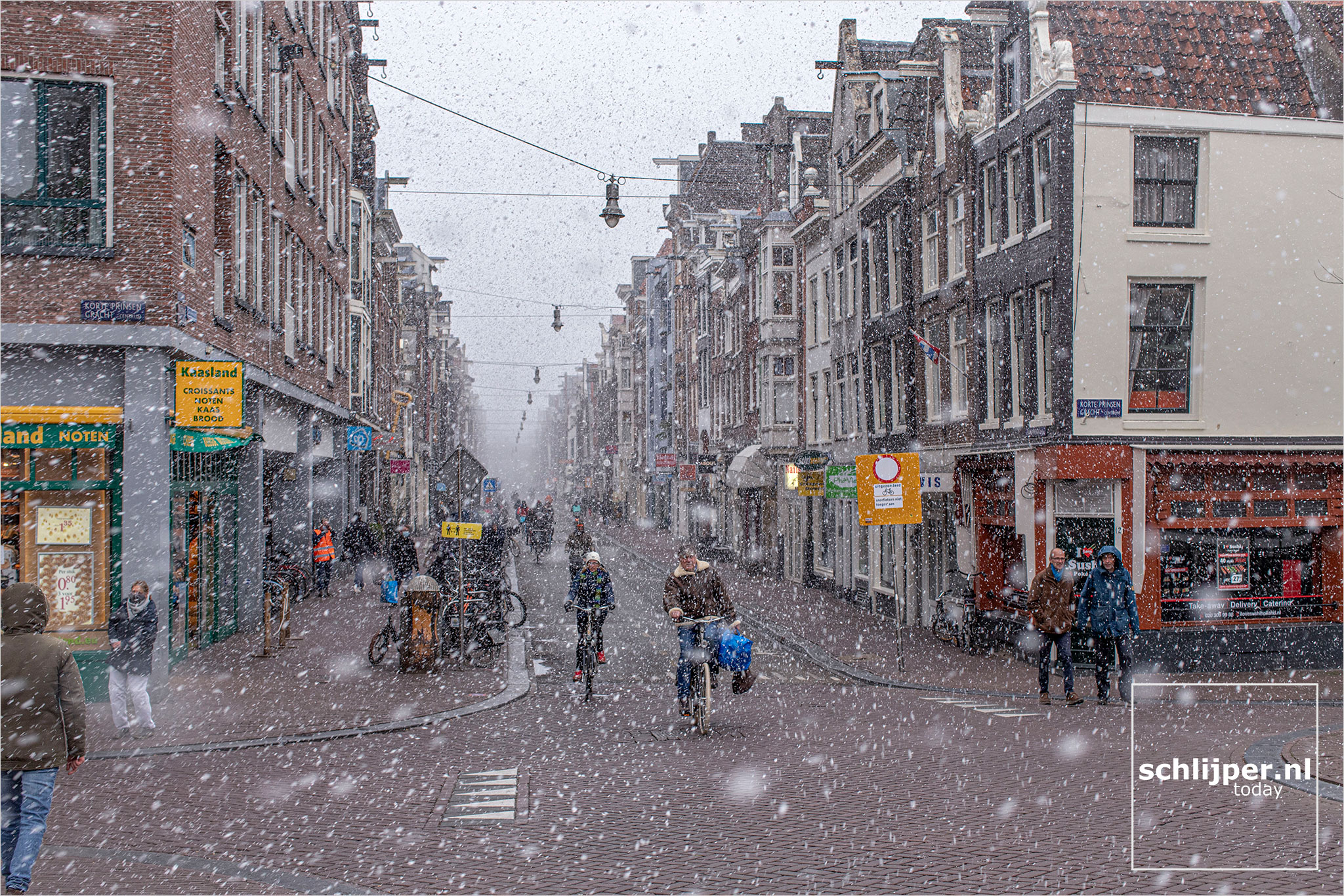 The Netherlands, Amsterdam, 5 april 2021
