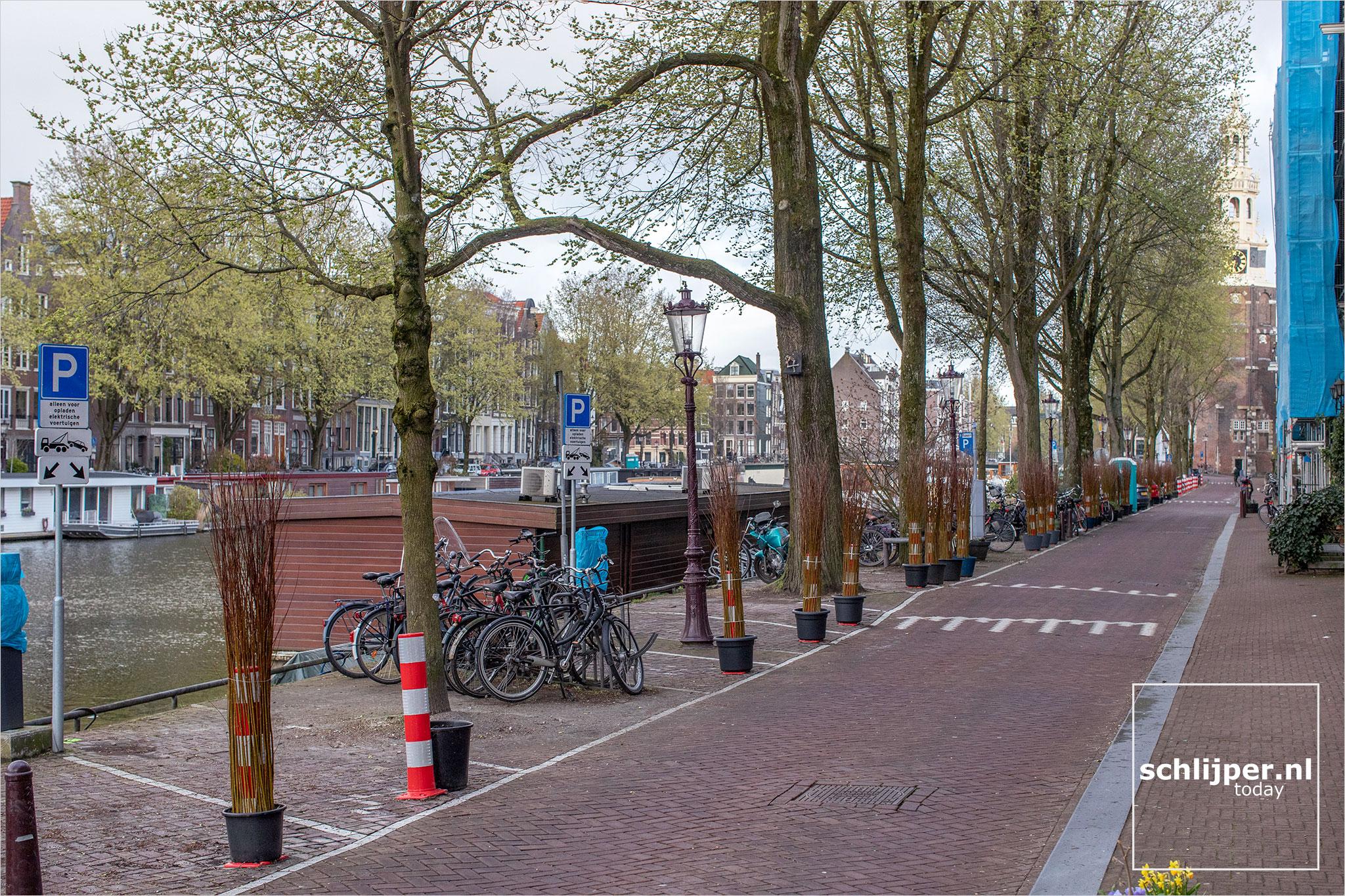 The Netherlands, Amsterdam, 7 april 2021