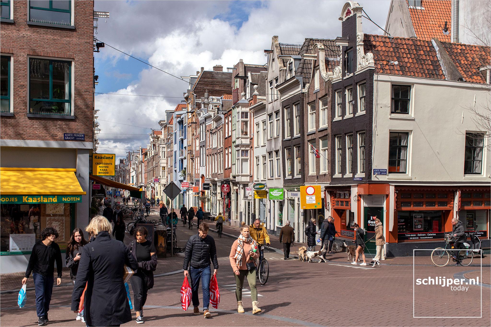 The Netherlands, Amsterdam, 11 april 2021