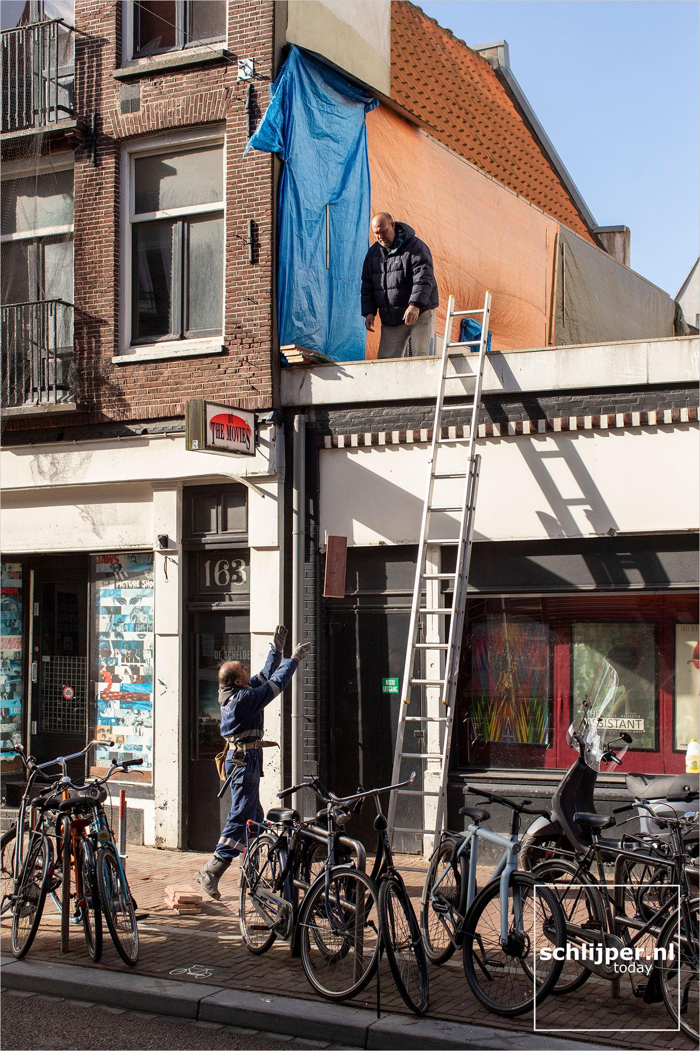 The Netherlands, Amsterdam, 13 april 2021