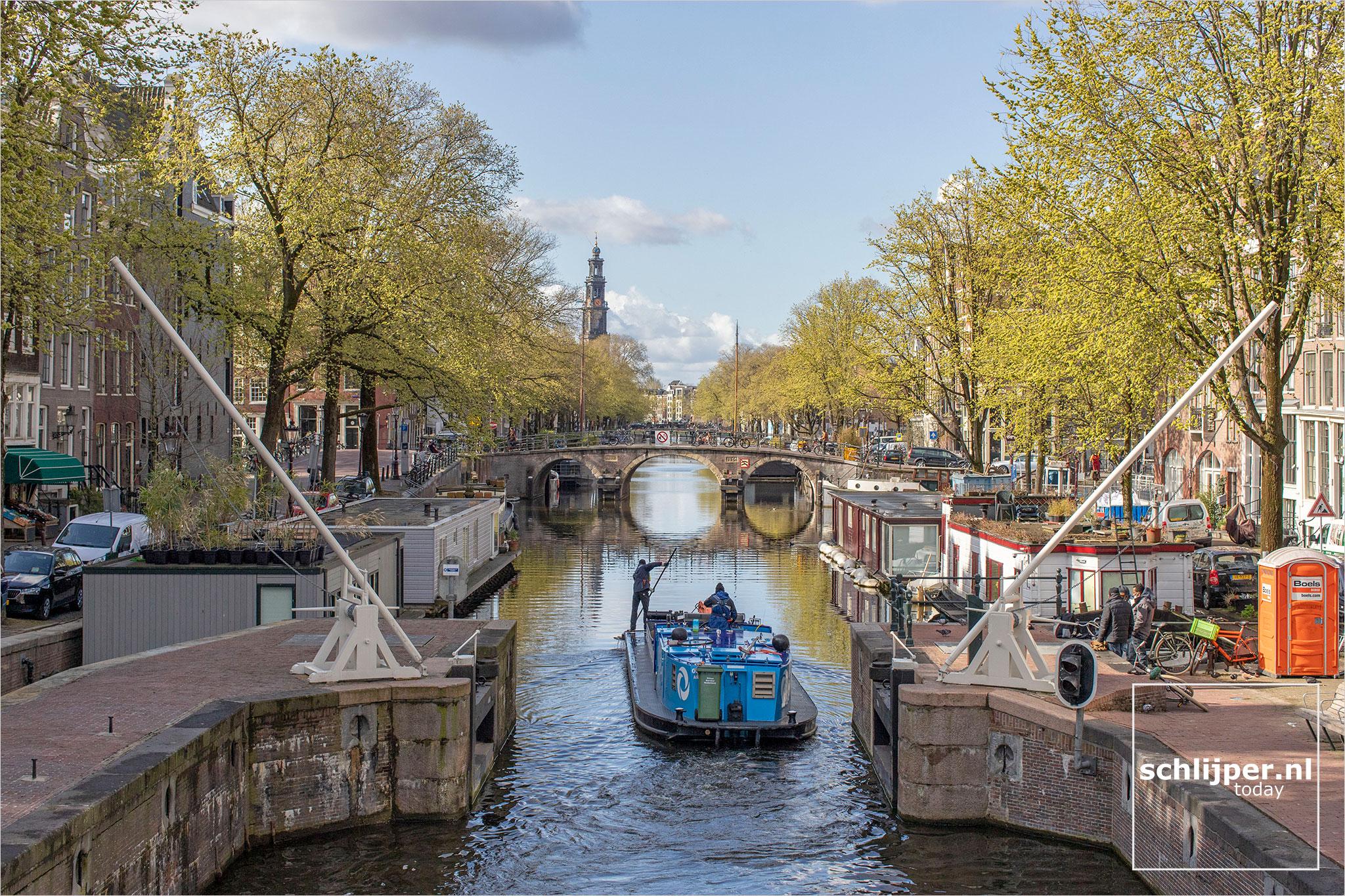 The Netherlands, Amsterdam, 12 april 2021