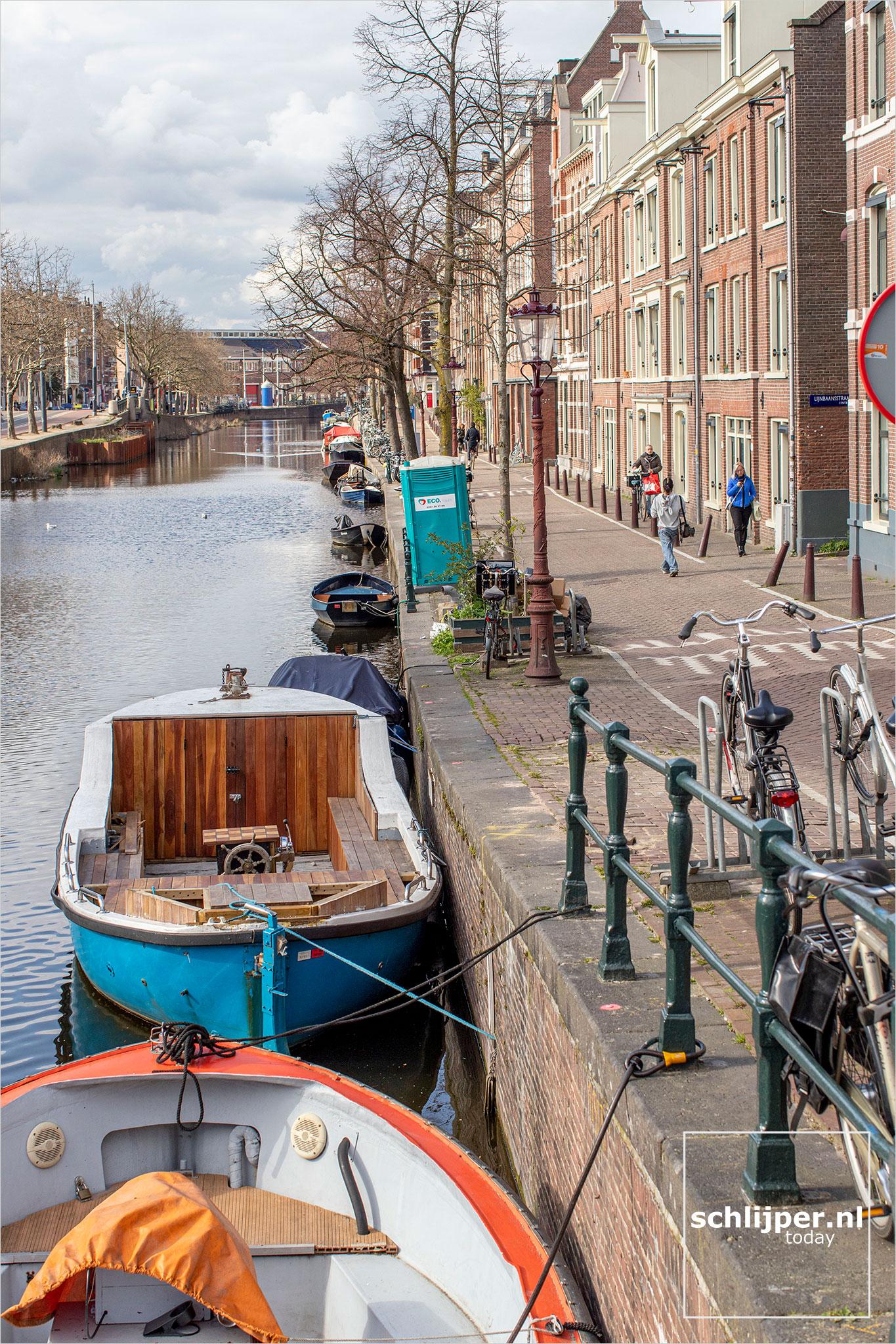The Netherlands, Amsterdam, 15 april 2021