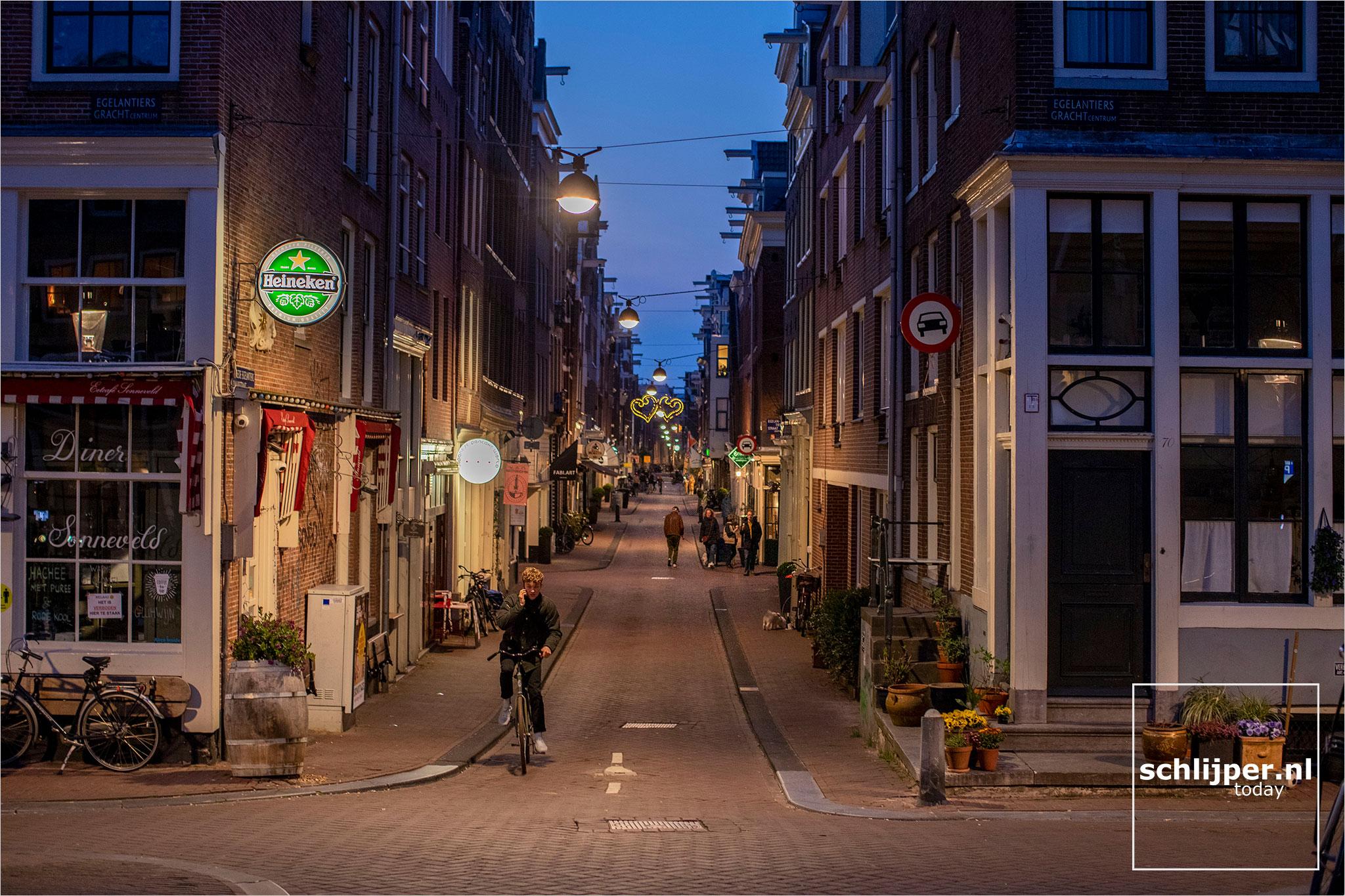 The Netherlands, Amsterdam, 17 april 2021
