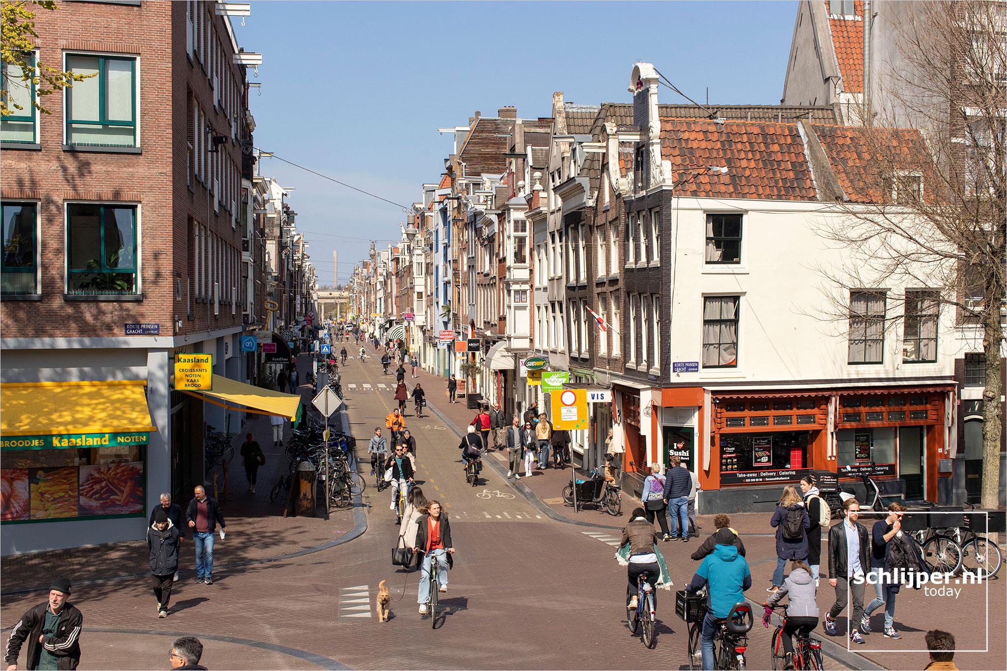 The Netherlands, Amsterdam, 18 april 2021