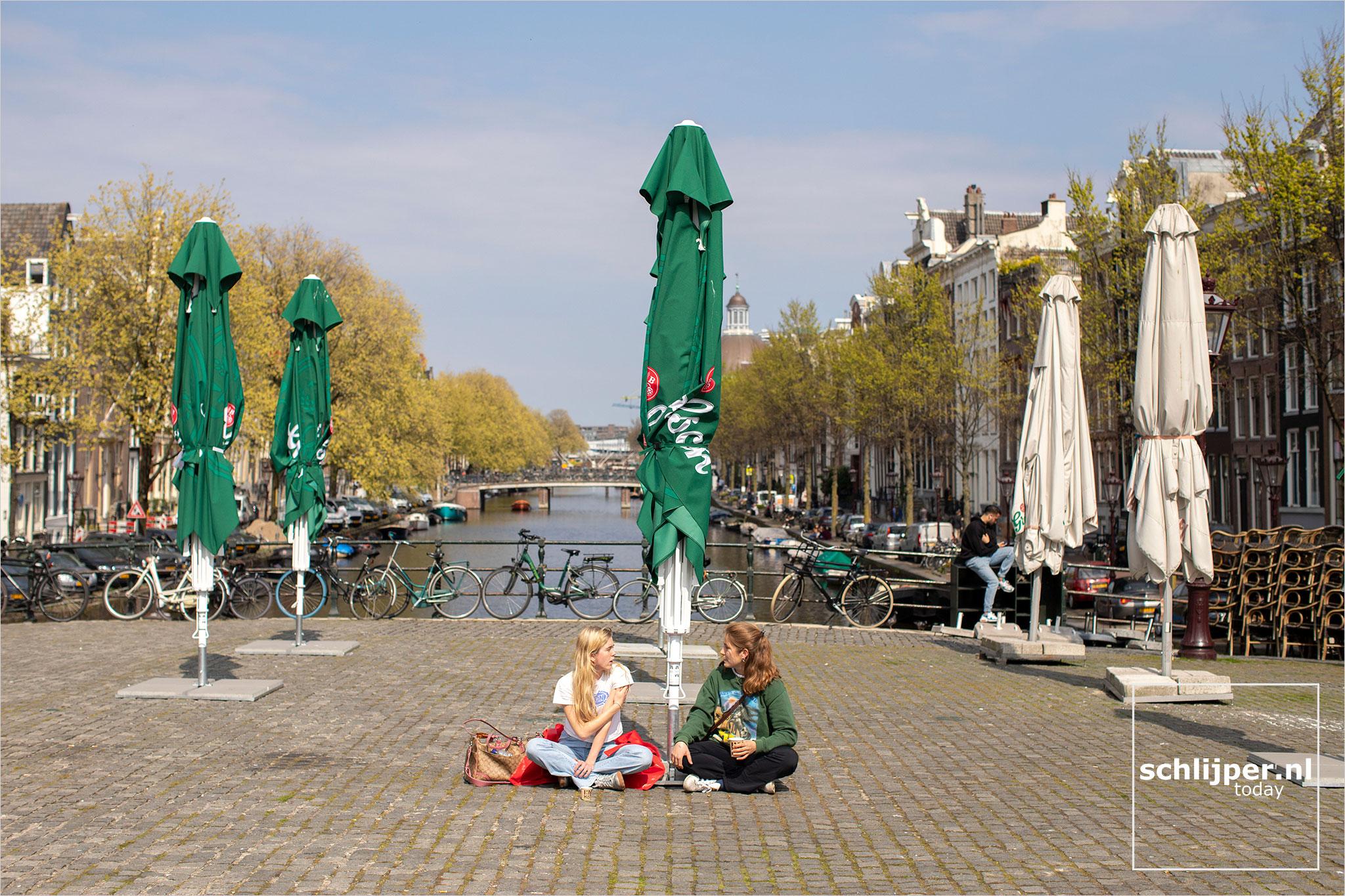 The Netherlands, Amsterdam, 20 april 2021