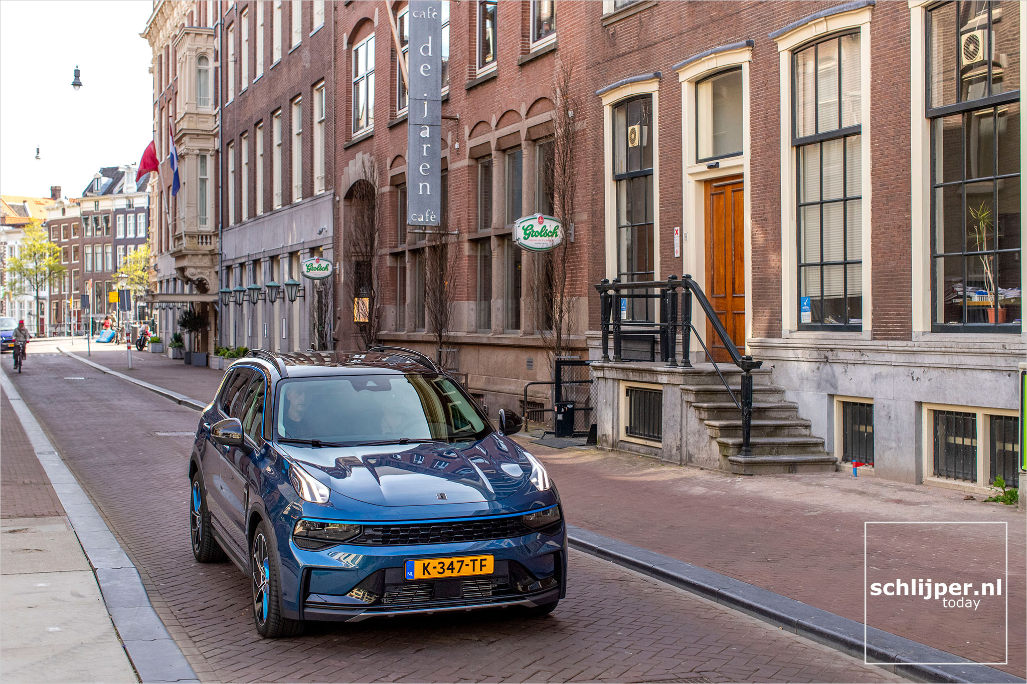 The Netherlands, Amsterdam, 23 april 2021