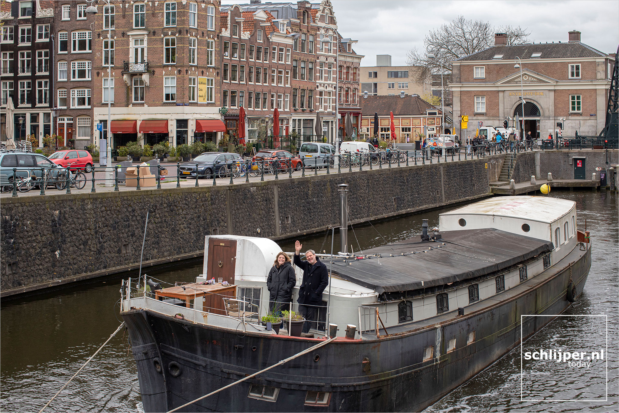 The Netherlands, Amsterdam, 25 april 2021